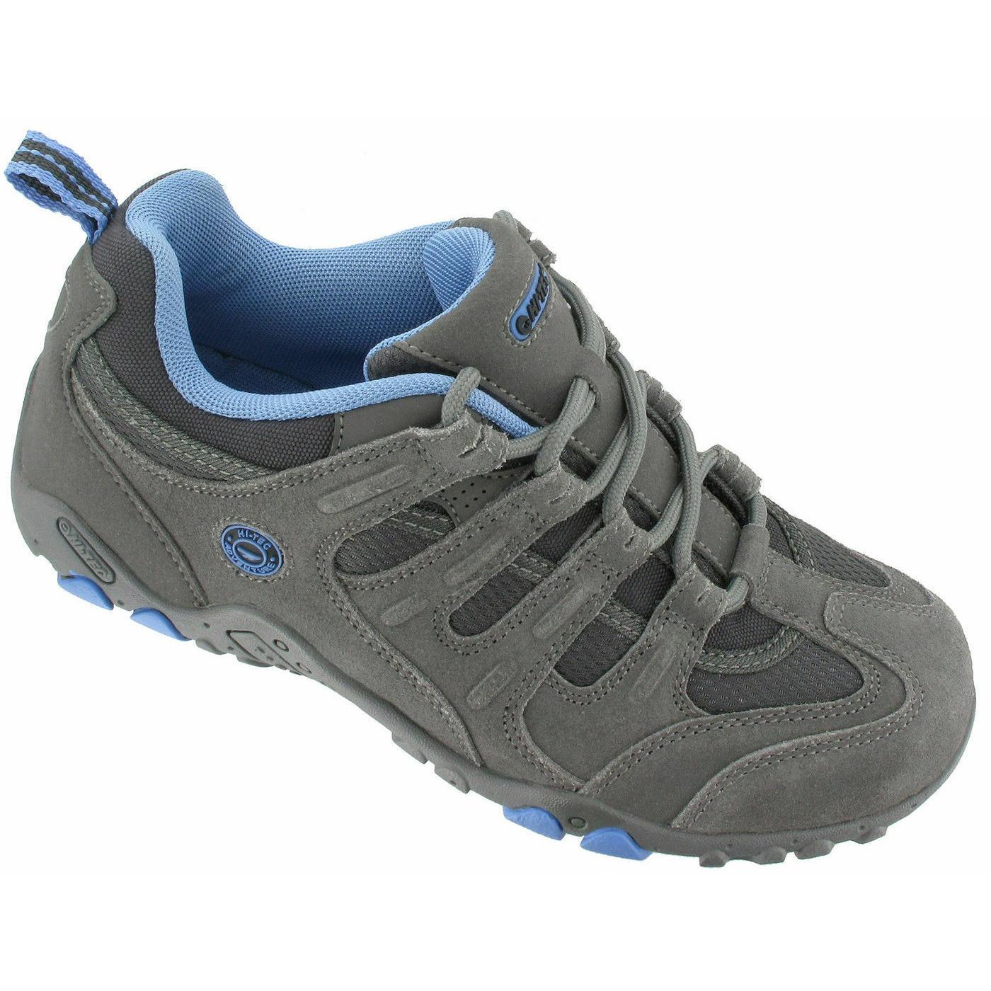 Hi-Tec Schuhe Damen Quadra Klassik Trail Schuhe Hi-Tec (DF1262) d94d15