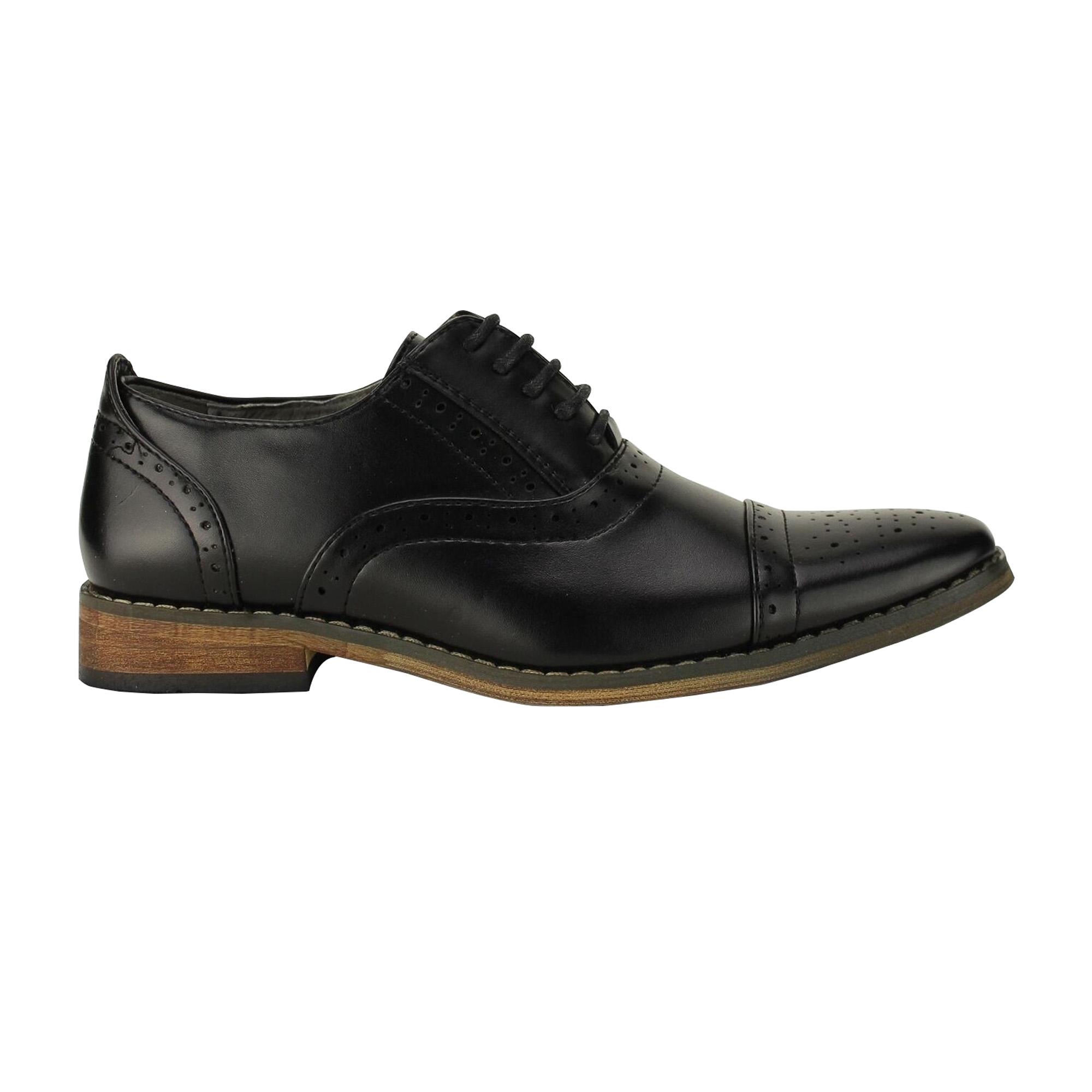 miniature 7 - Goor - Chaussure a lacet - Garçon (DF1400)