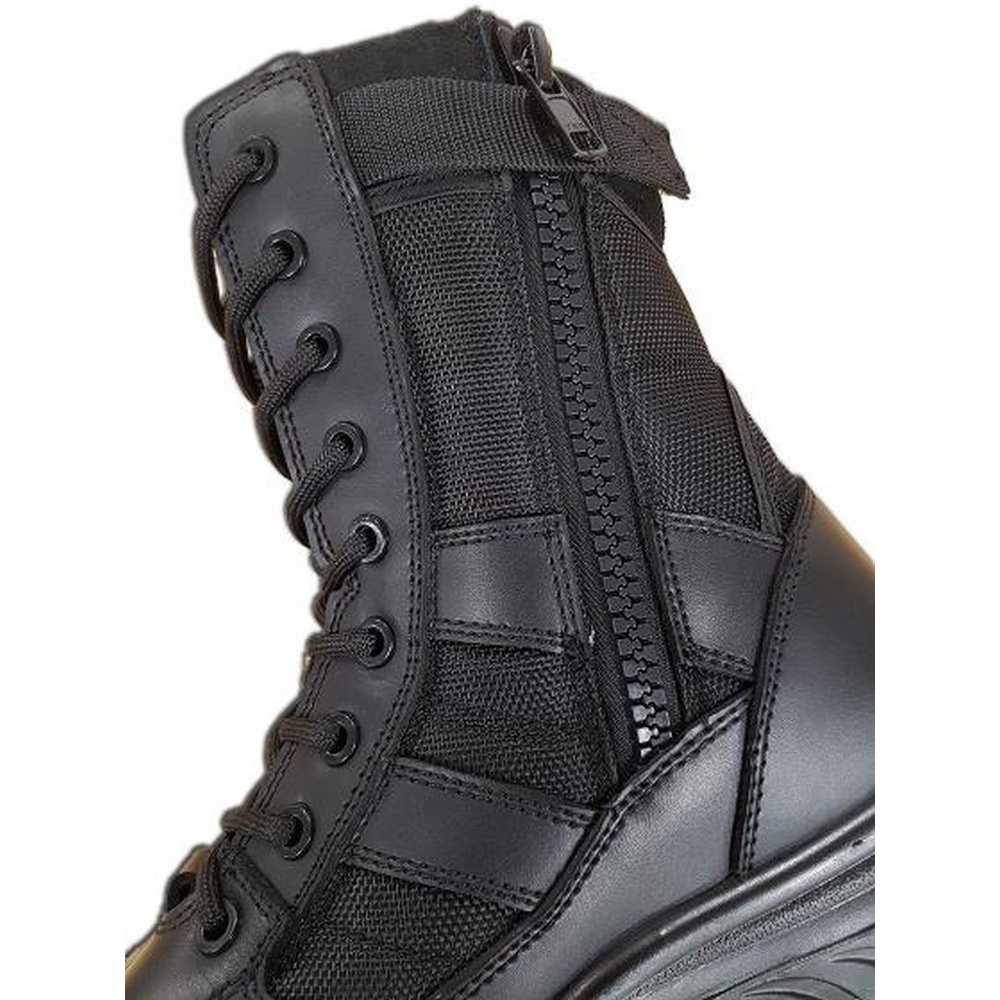 Grafters-Harrier-Mens-Combat-Work-Boot-DF1615 thumbnail 4