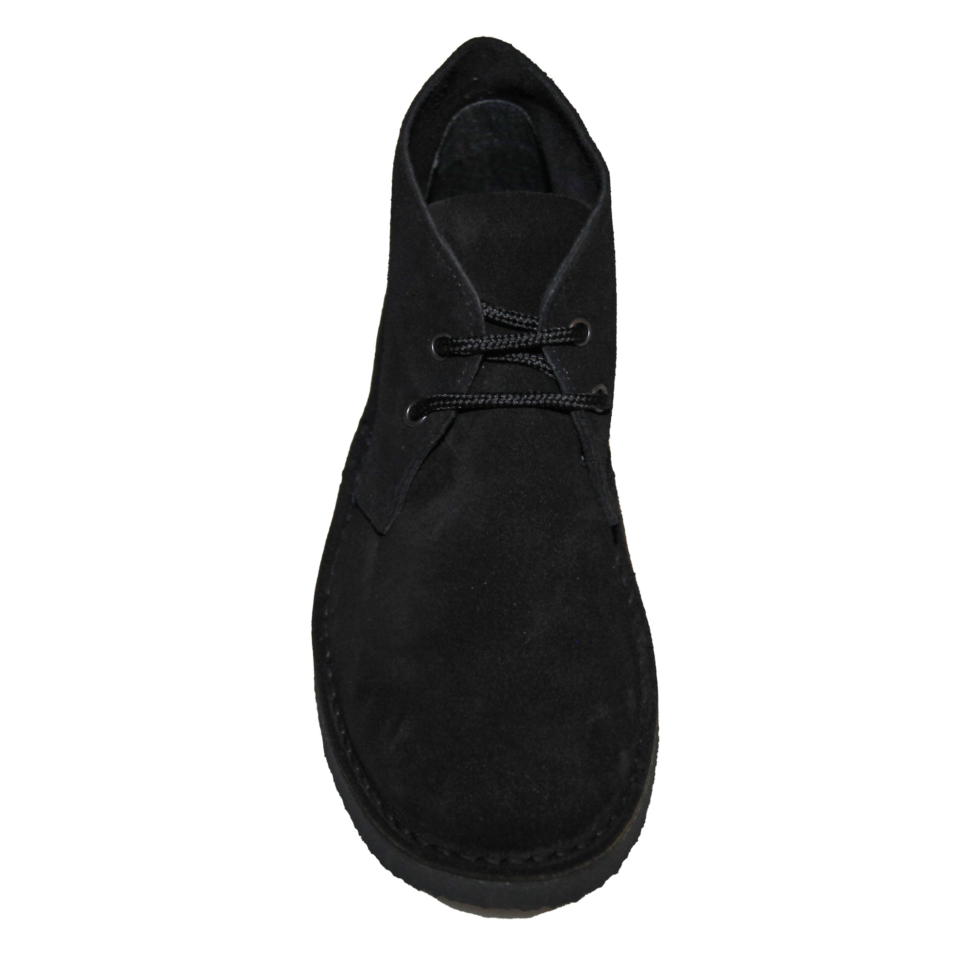 Roamers Womens/Ladies Real Suede Round Toe Unlined Desert Boots (4 UK) (Khaki)