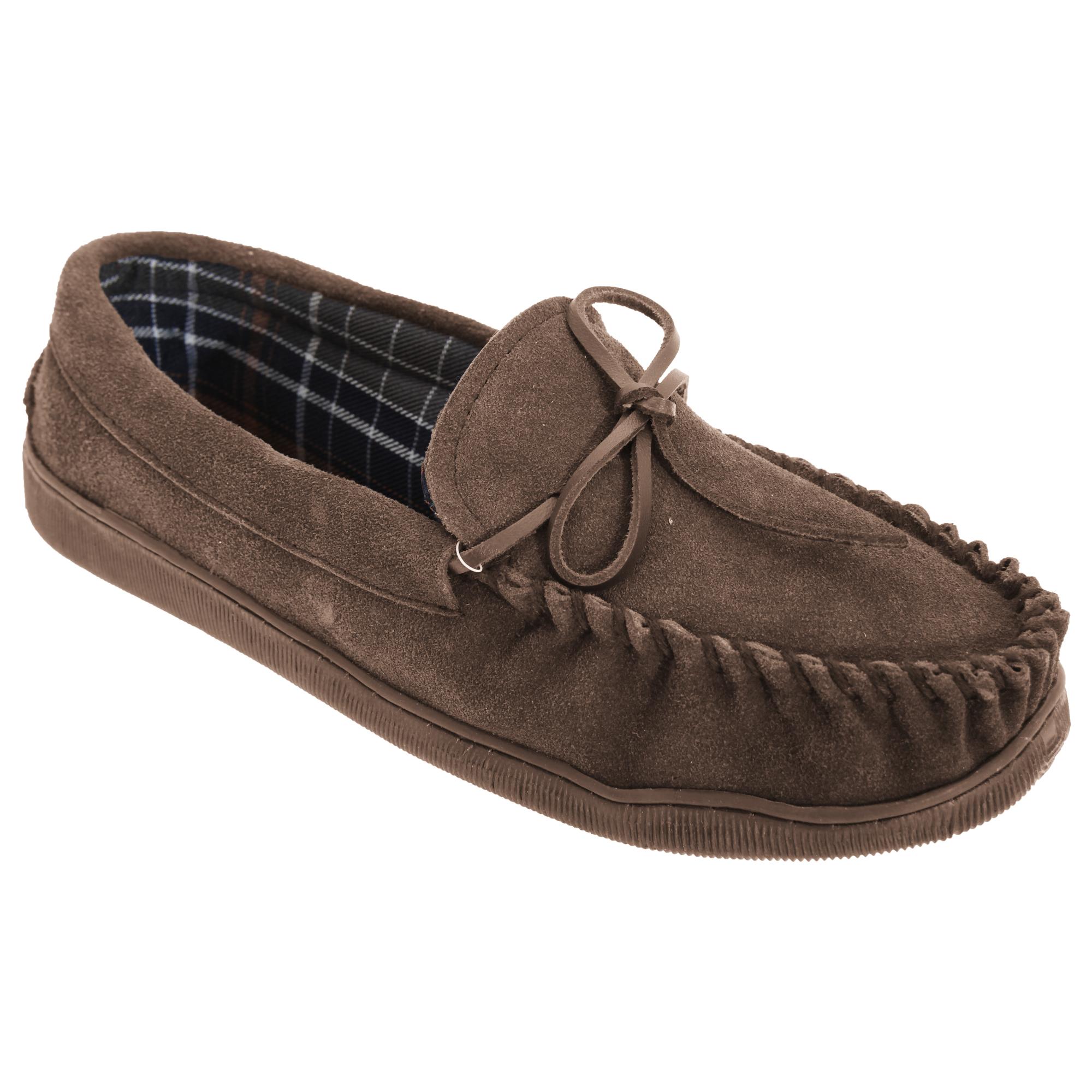 Sleepers-Zapatillas-de-estar-por-casa-de-autentico-ante-Modelo-Moccasin-DF836