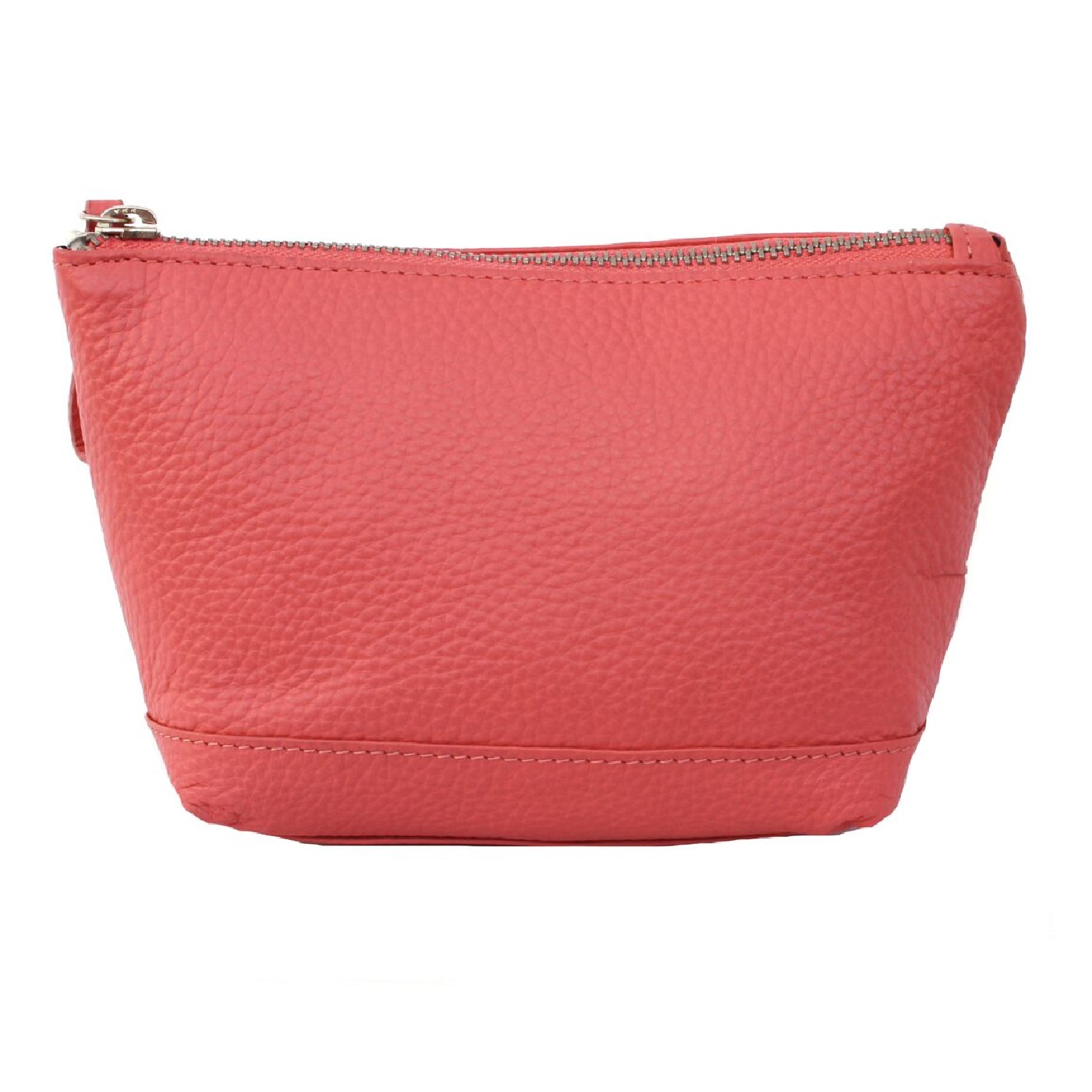 Eastern Counties Leather Womens/Ladies Cora Make Up Bag (One size) (Coral)