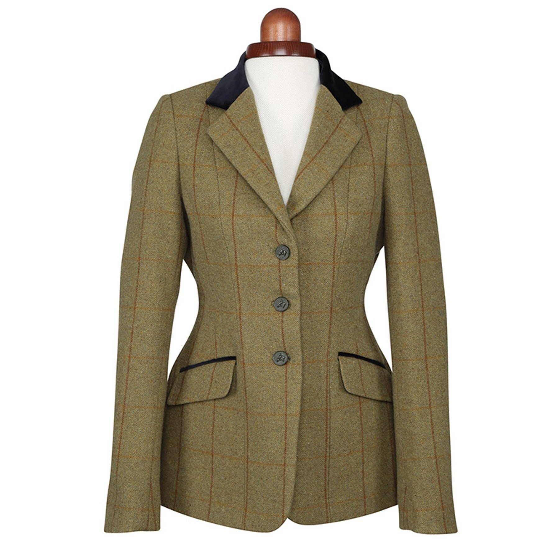 Aubrion Womens/Ladies Saratoga Show Jumping Jacket (30) (Copper)
