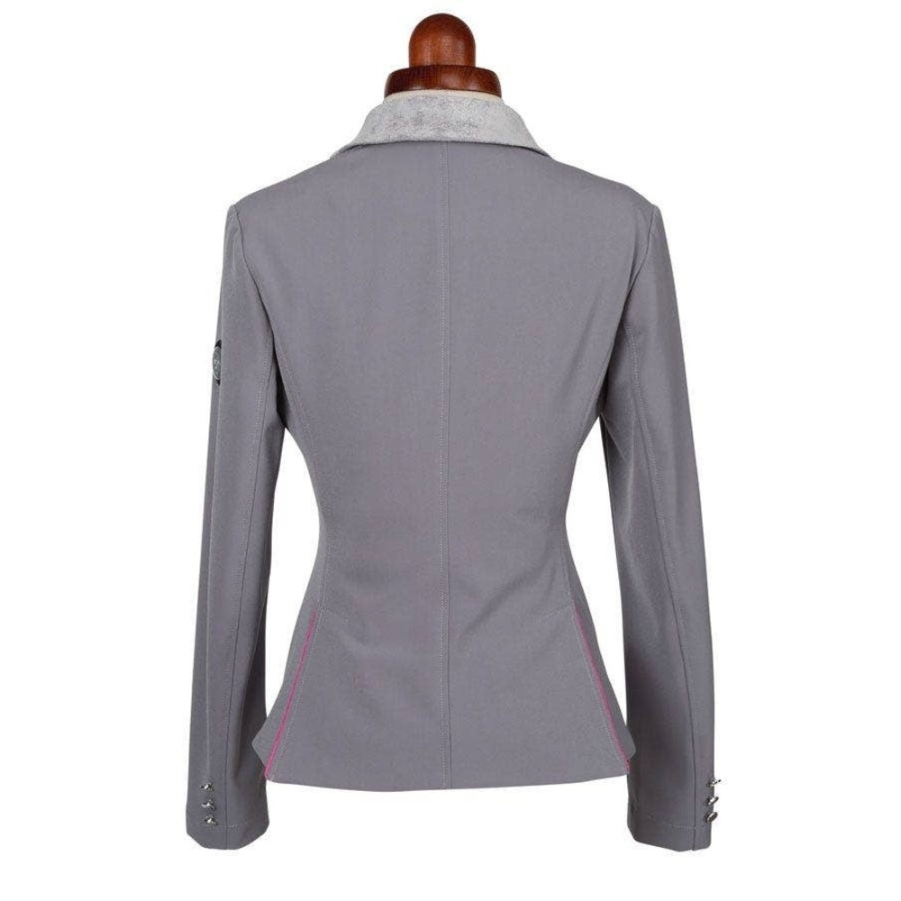 Aubrion Womens/Ladies Park Royal Suede Show Jumping Jacket (34) (Navy)