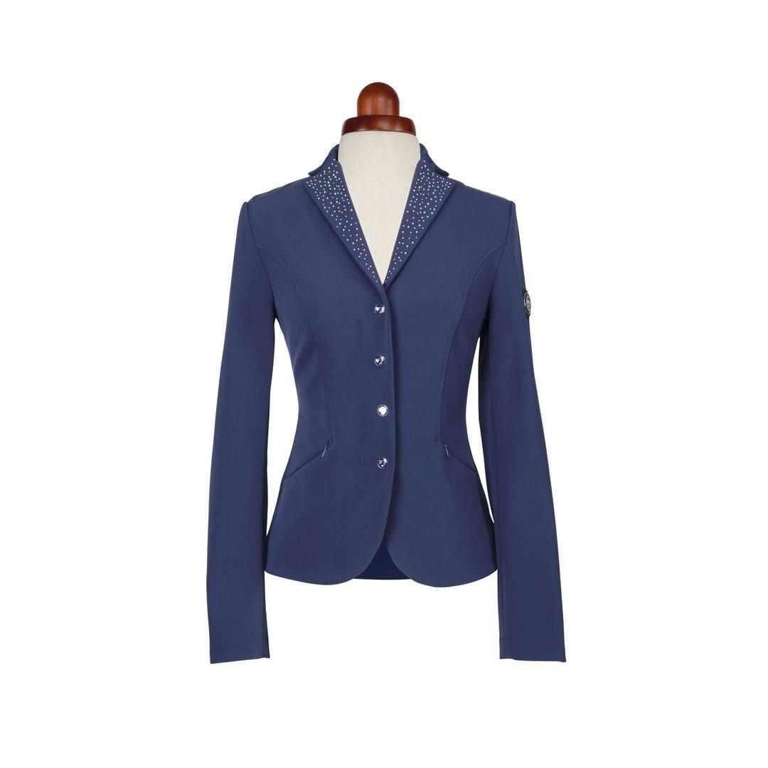 Aubrion Womens/Ladies Park Royal Suede Show Jumping Jacket (34) (Royal Blue)