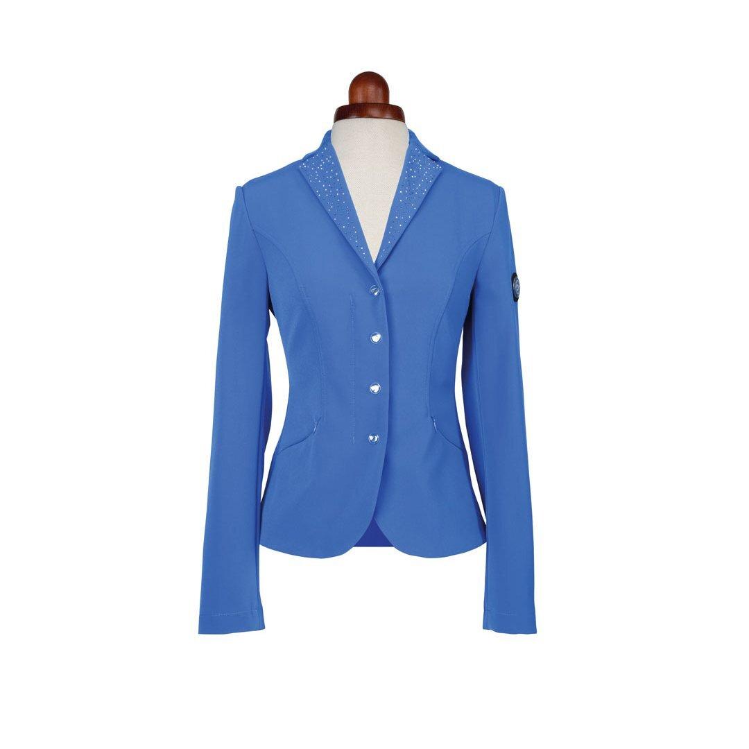 Aubrion Womens/Ladies Park Royal Suede Show Jumping Jacket (36) (Royal Blue)