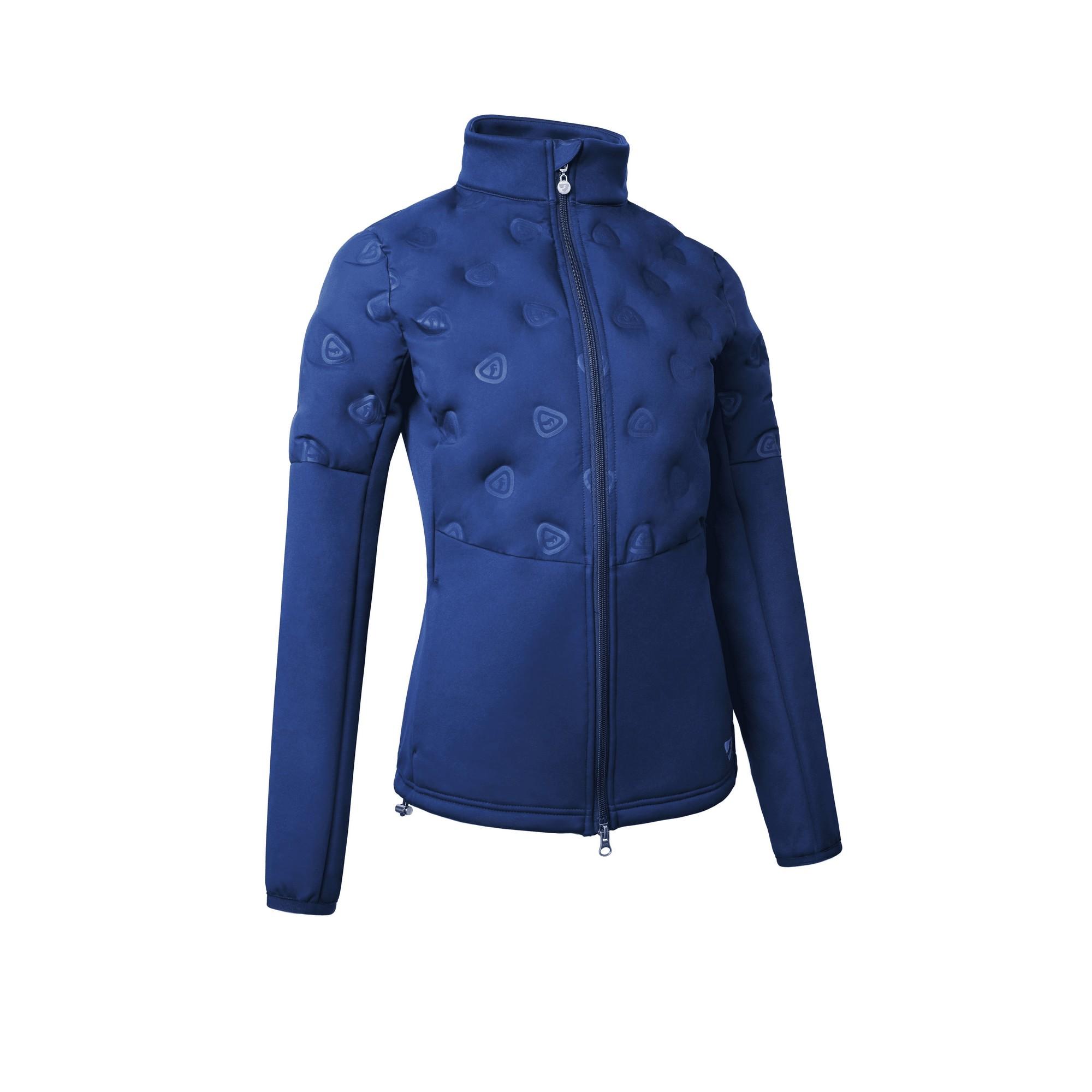 Aubrion Womens/Ladies Regent Horse Riding Jacket (S) (Grey)
