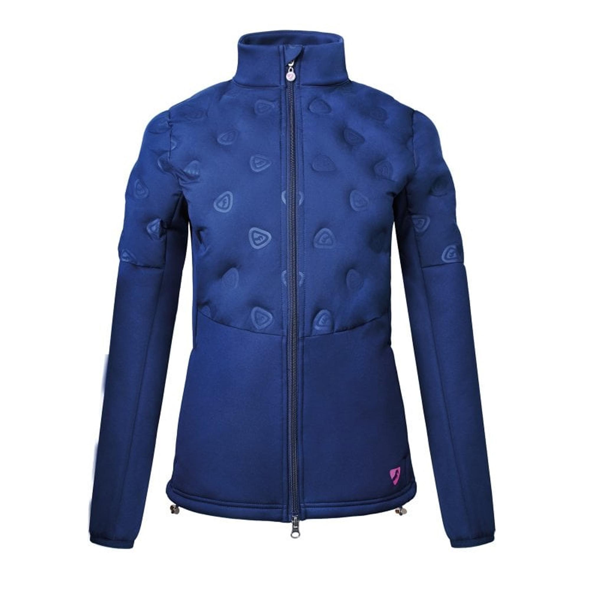Aubrion Womens/Ladies Regent Horse Riding Jacket (XXL) (Navy)