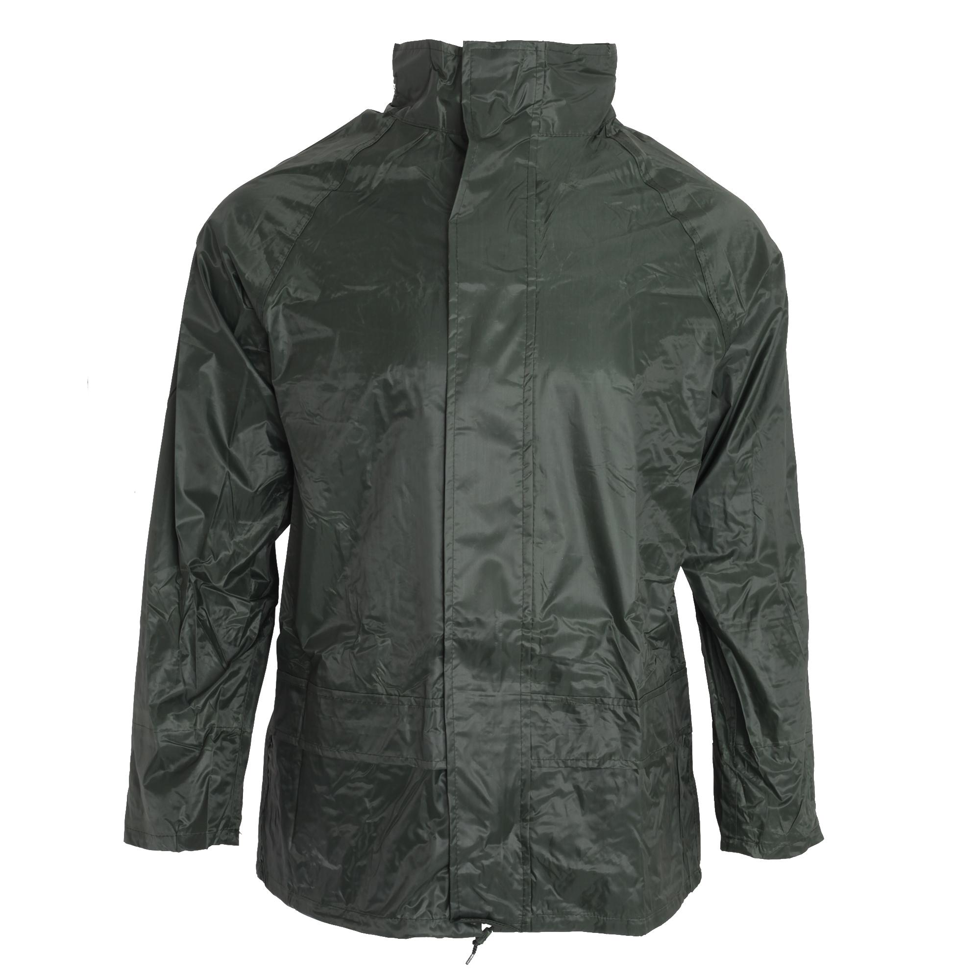 Arctic Storm Mens Lightweight Jacket (L) (Olive)