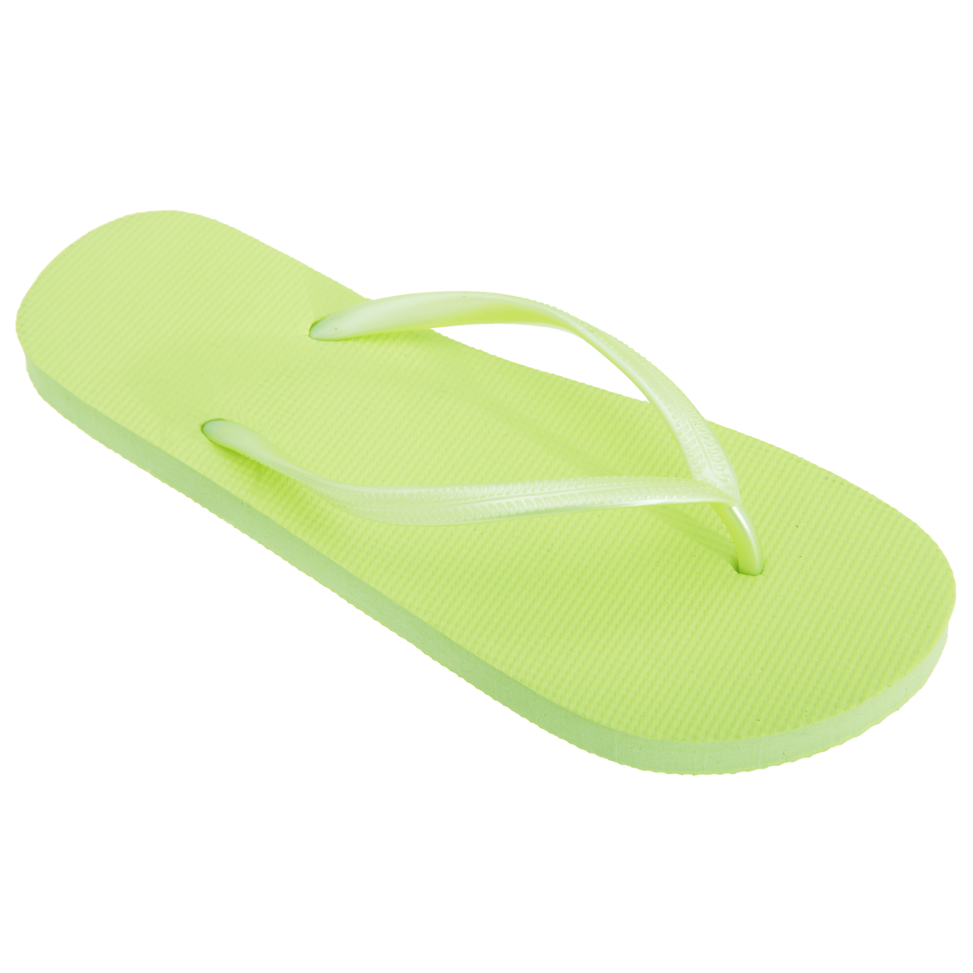 e8757125e51267 FLOSO Womens Ladies Textured Toe Post Flip Flops (FLIP252)