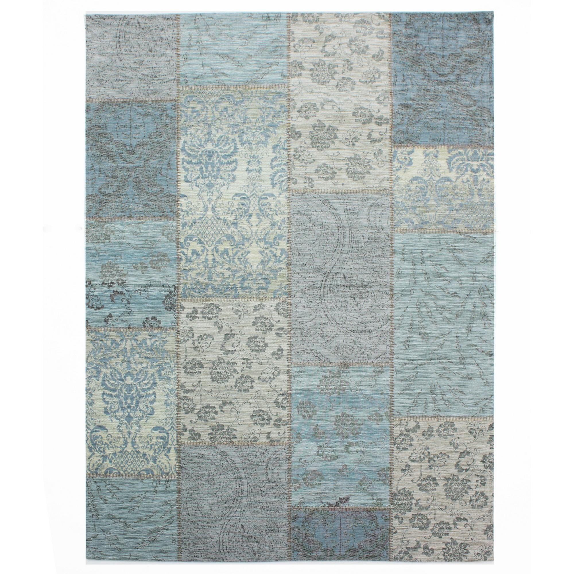 Flair-Rugs-Manhattan-Tapis-en-laine-a-motifs-triangles-FR170