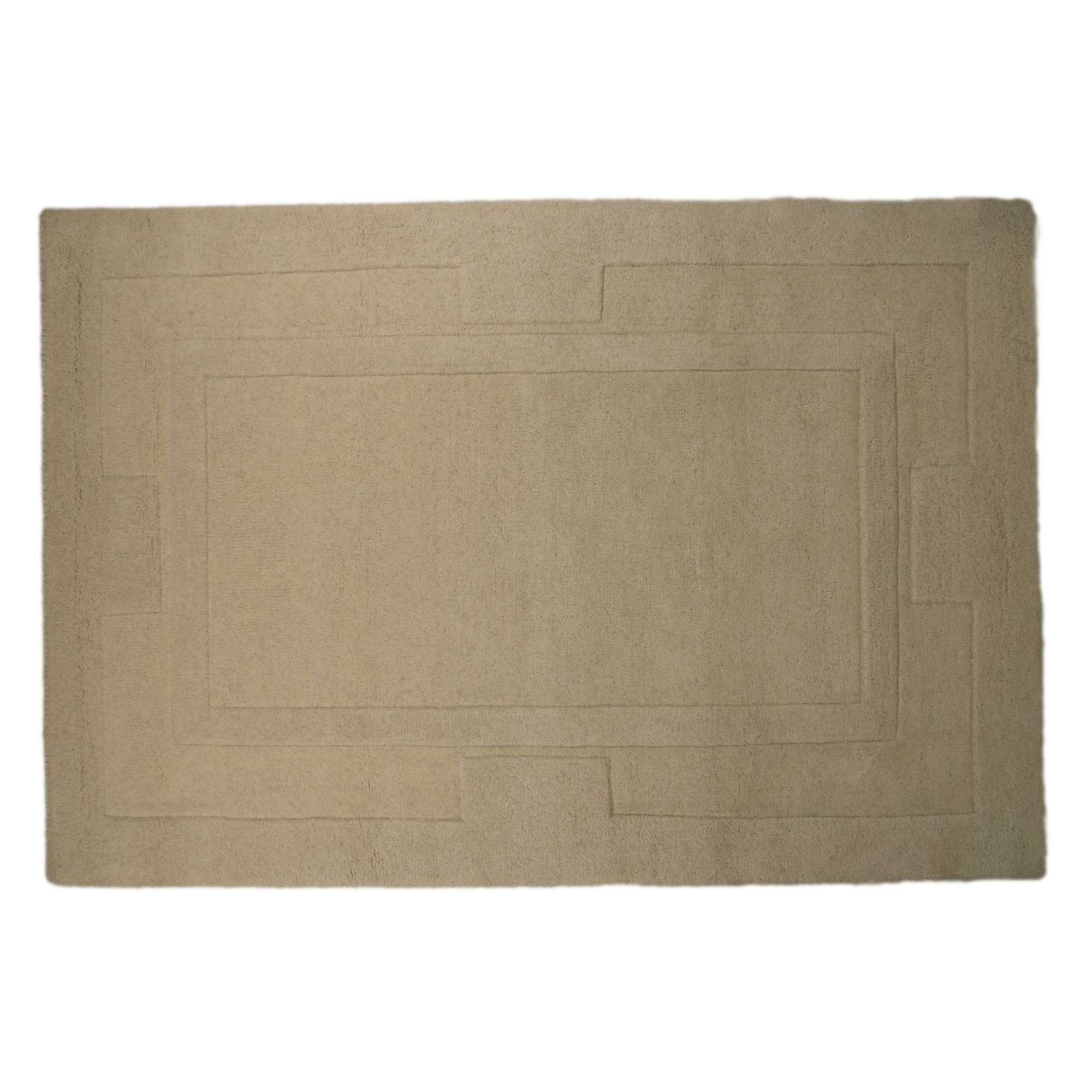 Flair Rugs Sierra Apollo - Tapis 100% laine (FR207) | | | Caracteristique  bff3e3