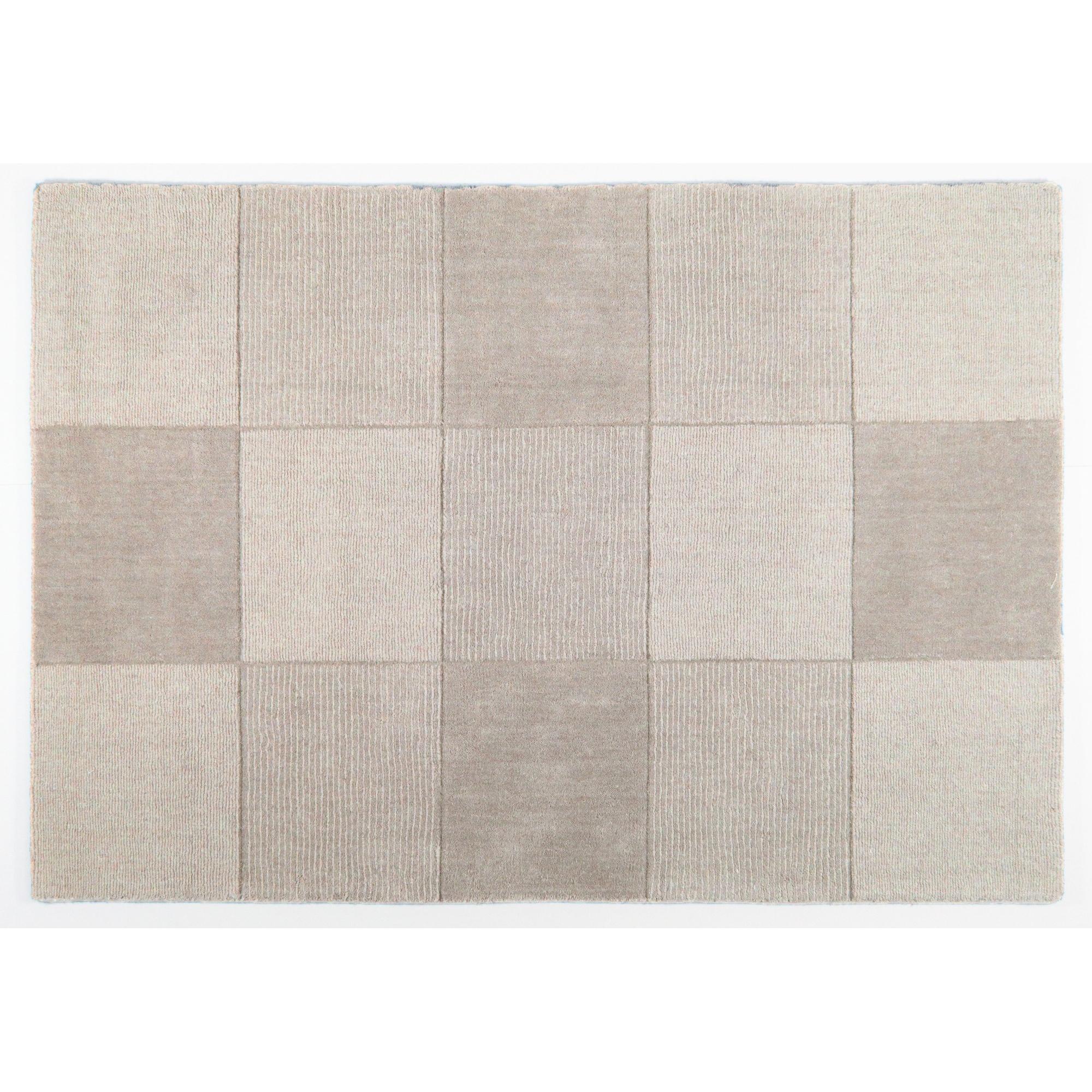 flair rugs tapis 100 laine motifs carr s fr252 ebay. Black Bedroom Furniture Sets. Home Design Ideas