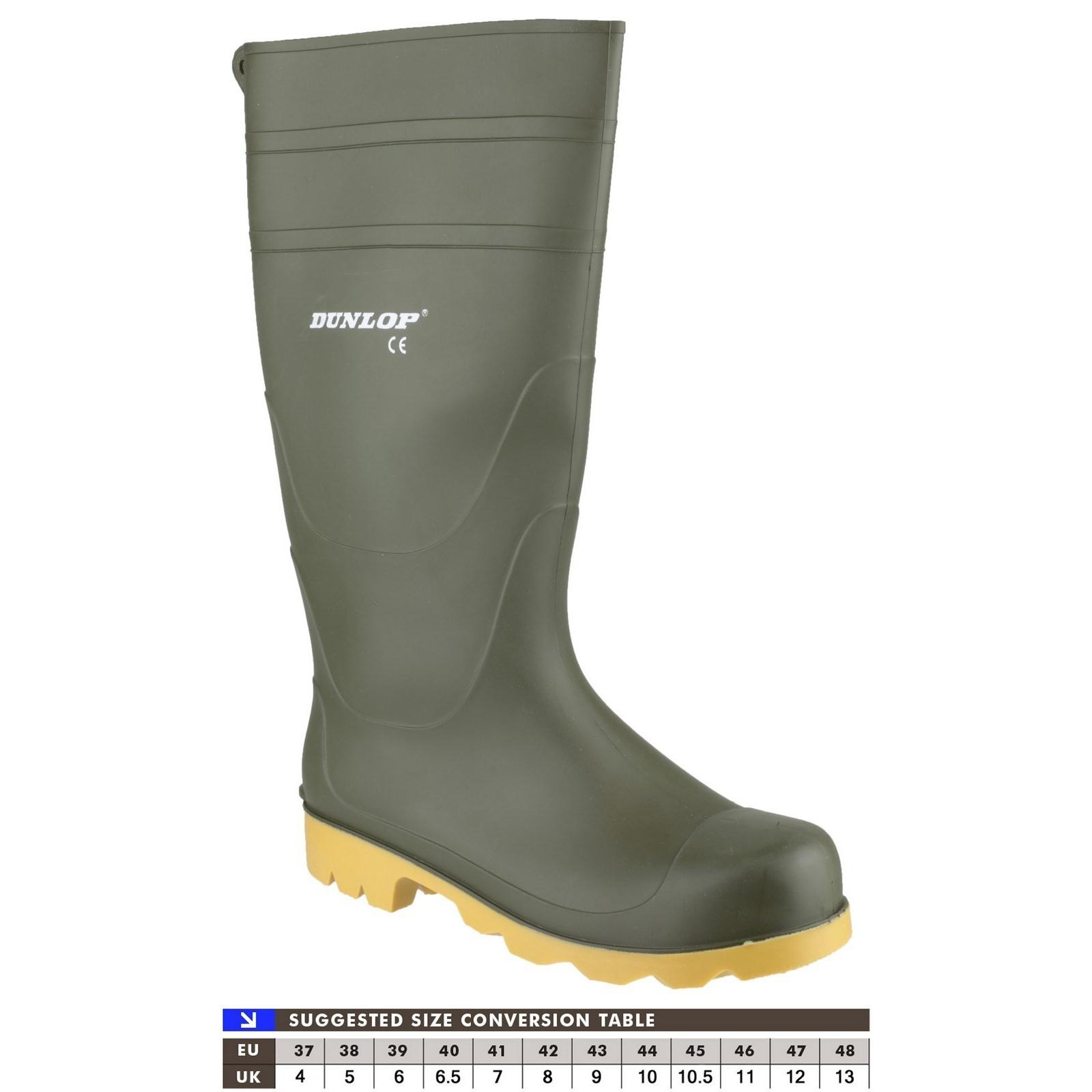 miniature 18 - Dunlop - Bottes en PVC - homme (FS102)