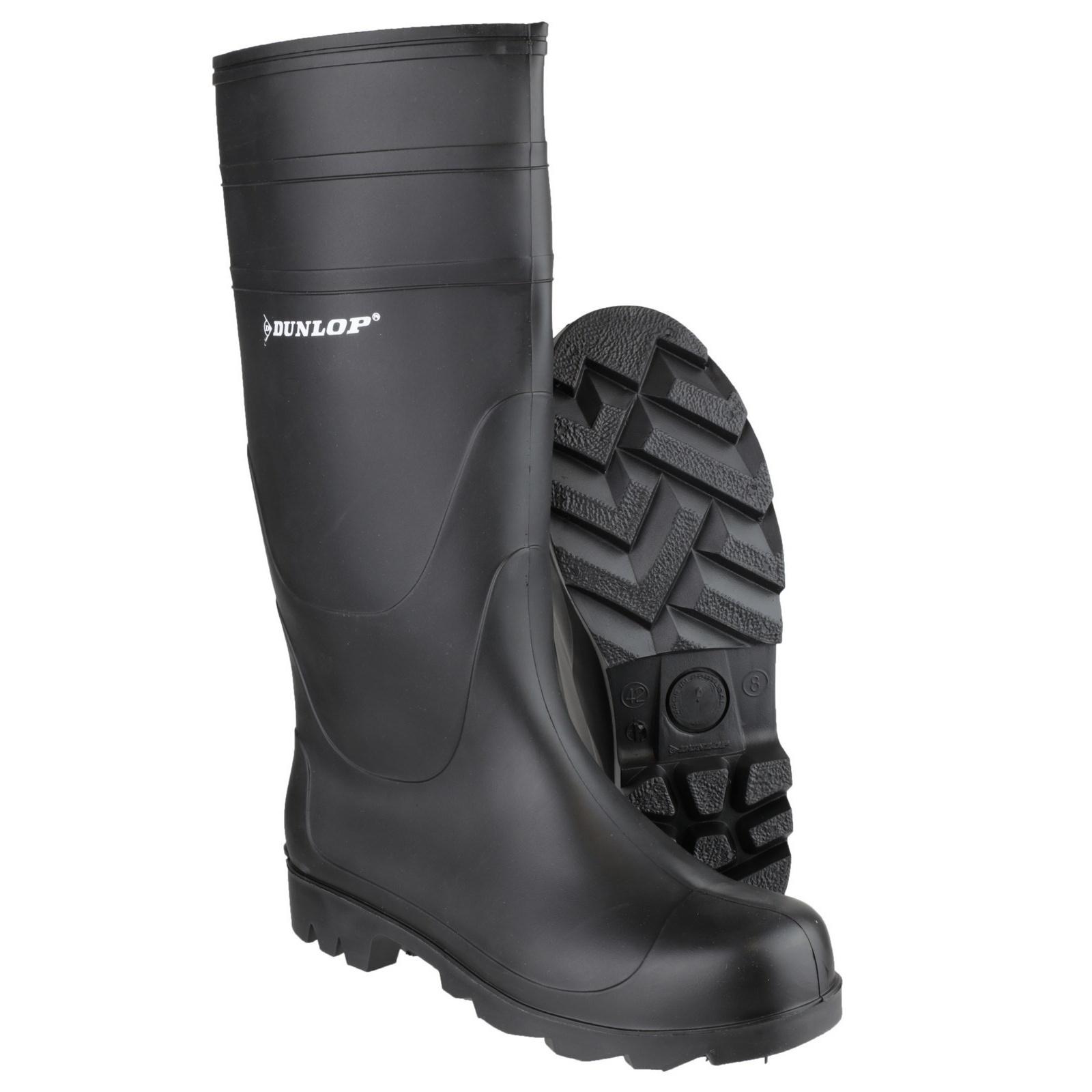 miniature 11 - Dunlop - Bottes en PVC - homme (FS102)