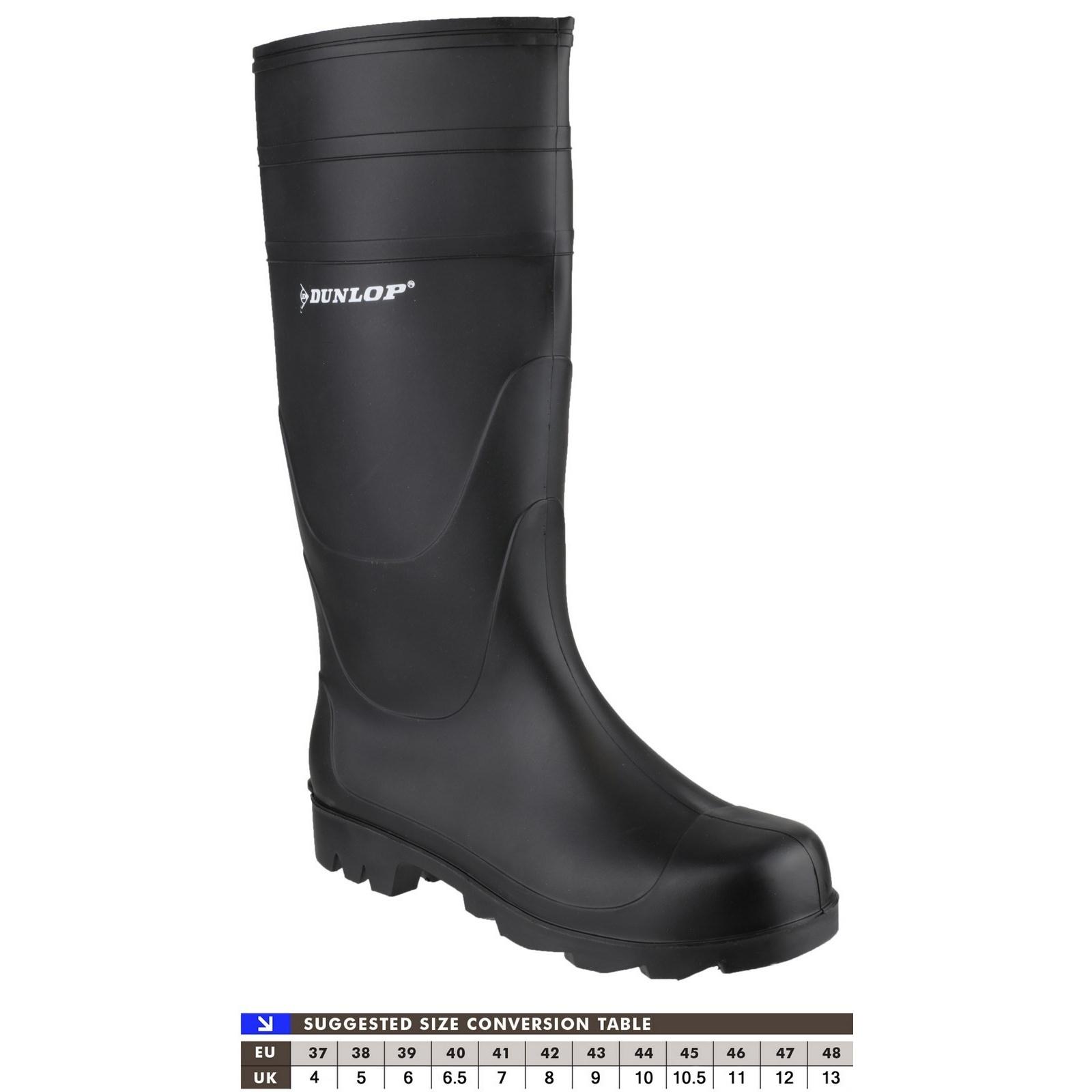 miniature 12 - Dunlop - Bottes en PVC - homme (FS102)