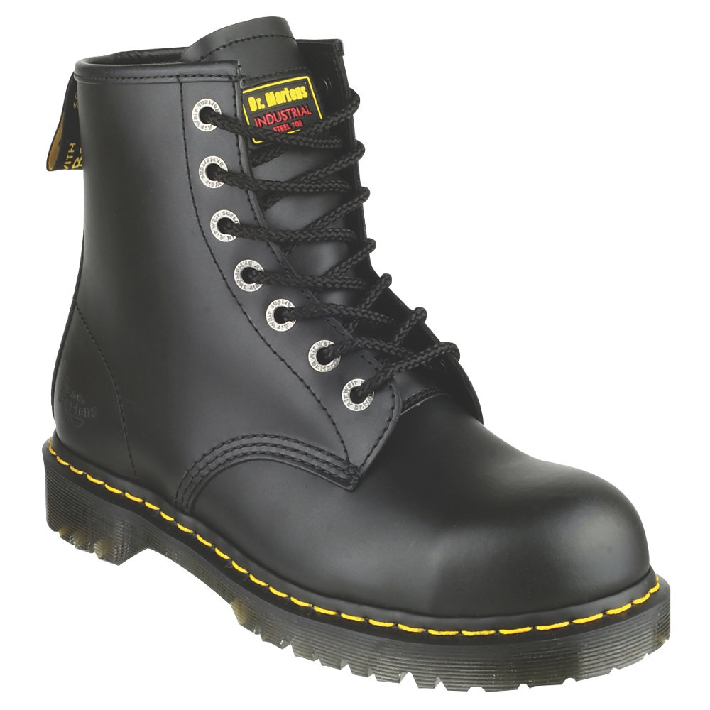 Dr Martens FS64 Lace-Up Boot / Womens Boots / Boots Safety (3 UK) (Black)