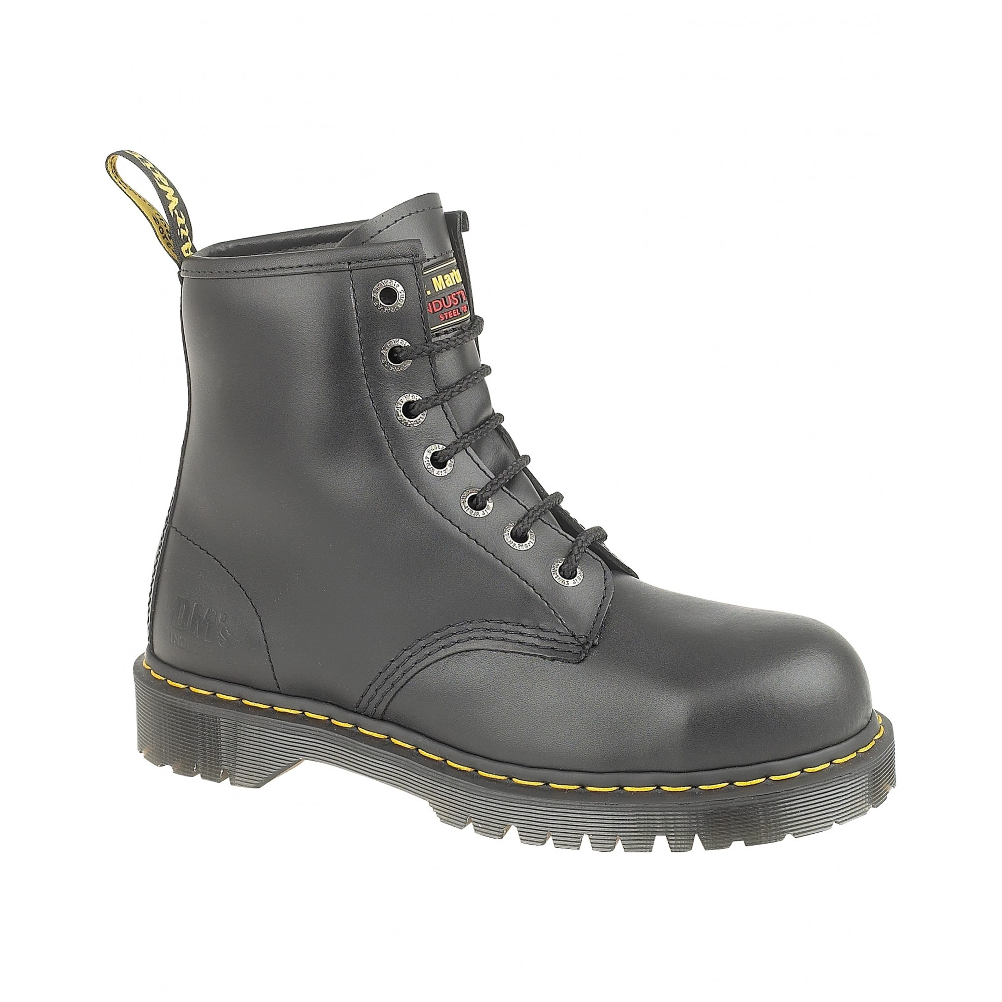 Dr Martens FS64 Lace-Up Boot / Mens Boots / Boots Safety (13 UK) (Black)
