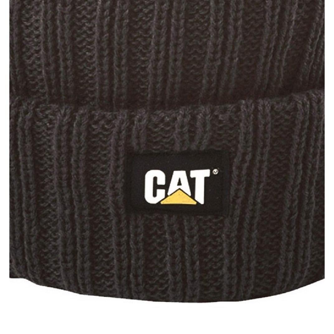 Caterpillar-C443-Bonnet-tricote-Adulte-unisexe-FS1097 miniature 6