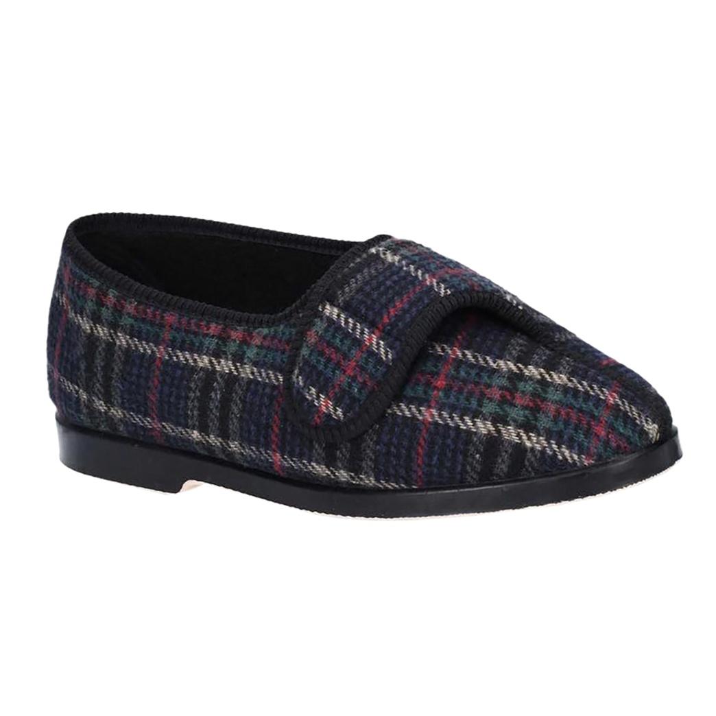 GBS - Zapatillas de estar por casa con cierre de  Modelo Bill hombre (FS1145)