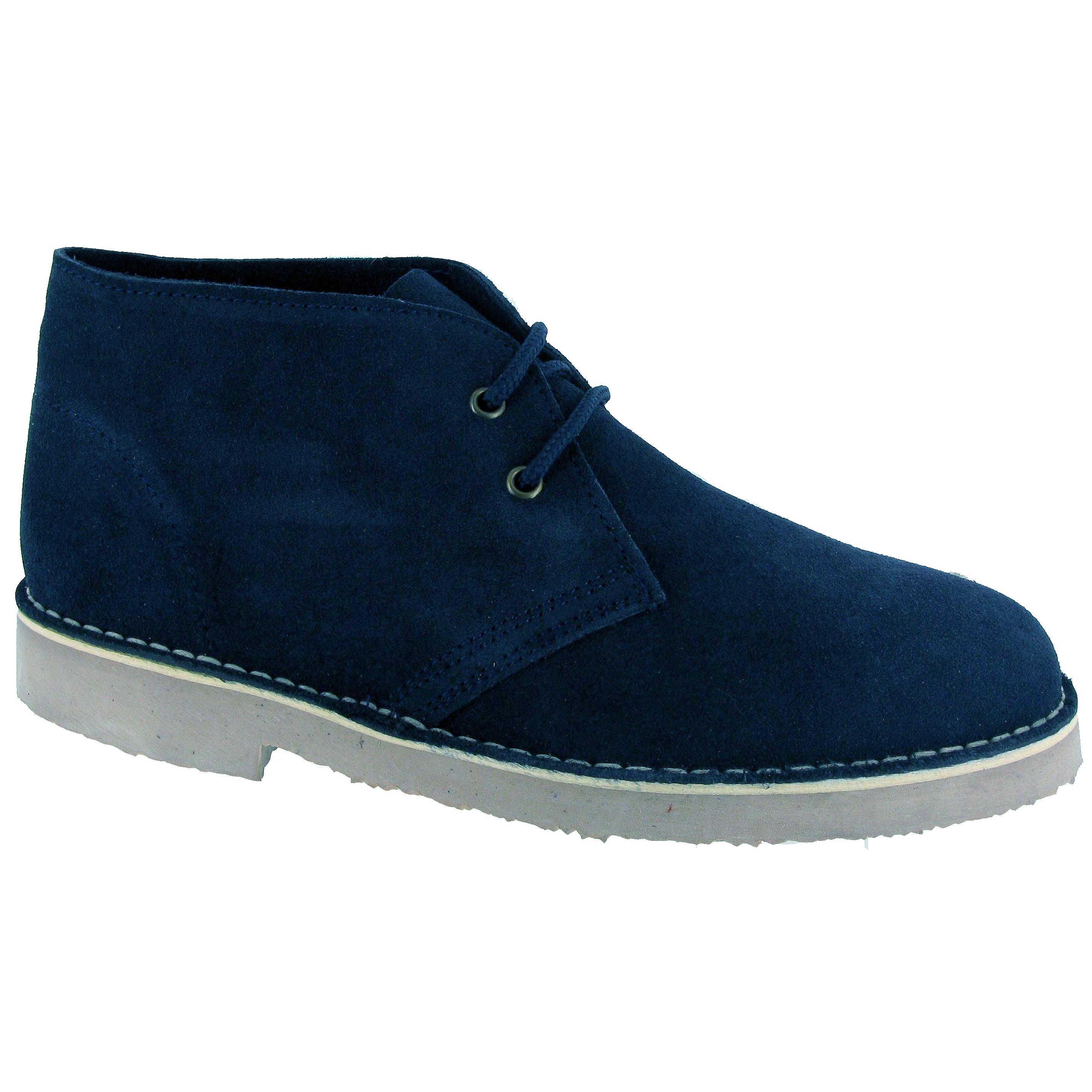 Cotswold Sahara Desert Boot / Mens Boots (10 UK) (Navy)