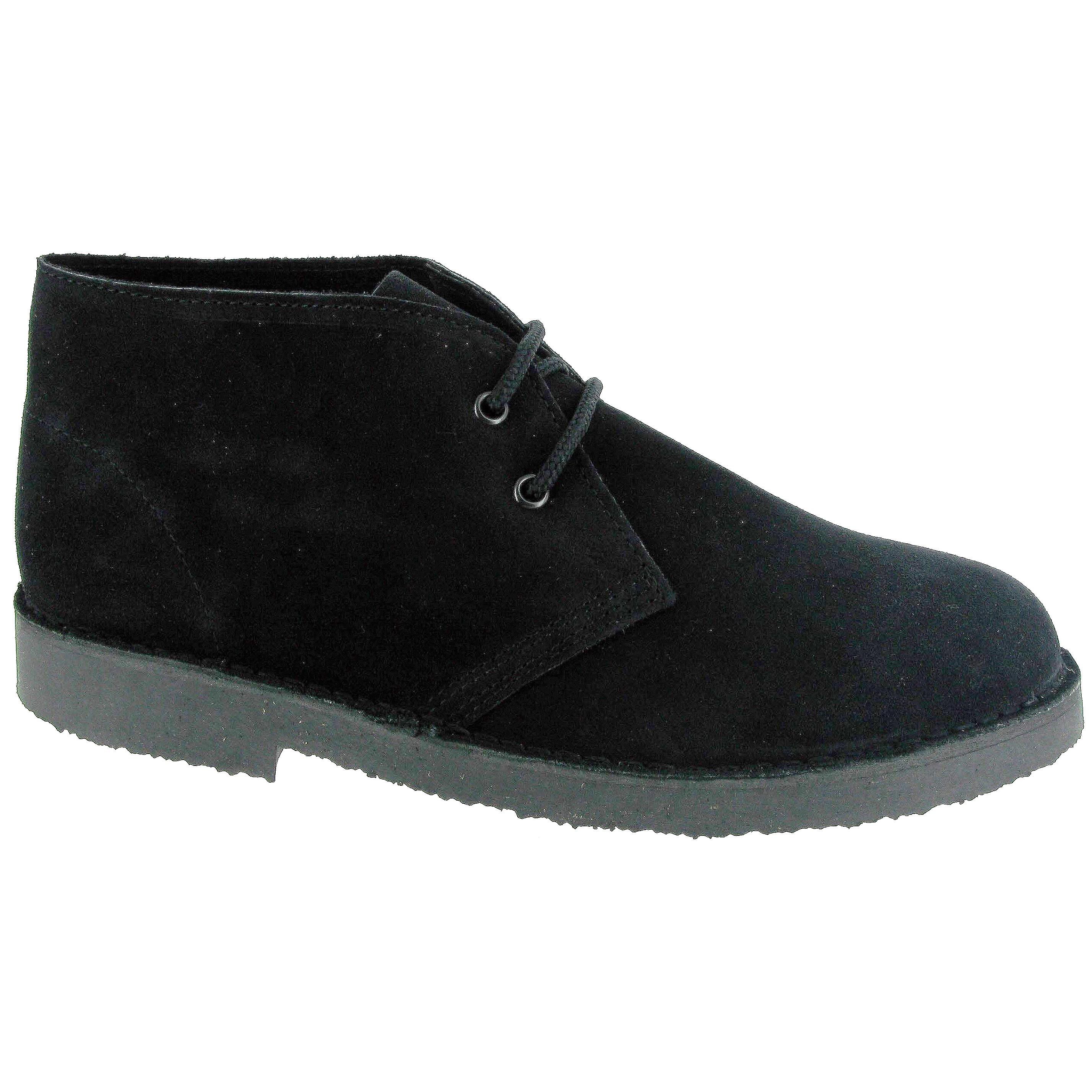 Cotswold Sahara Desert Boot / Mens Boots (15 UK) (Black)