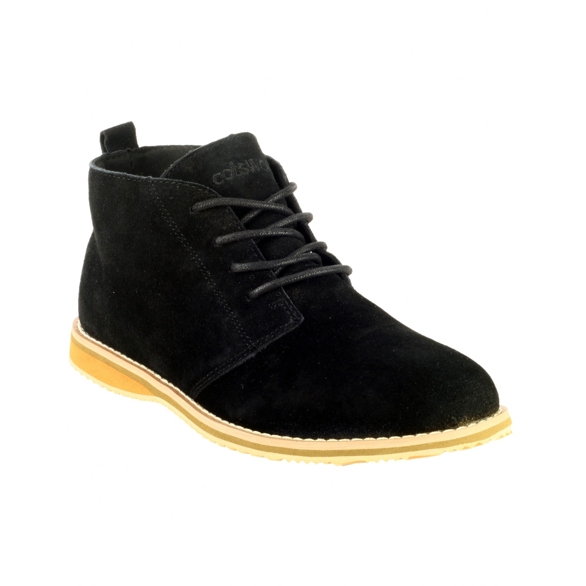 Cotswold Snowhill Desert Boot / Womens Boots (37 EUR) (Black)
