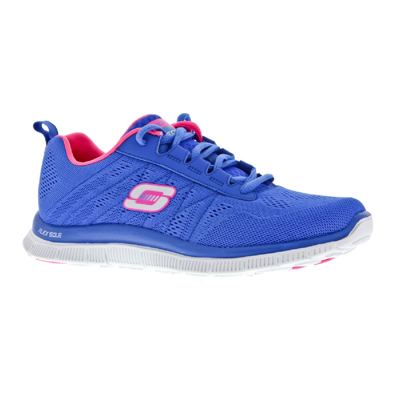 Skechers Womens Mesh Running Shoes