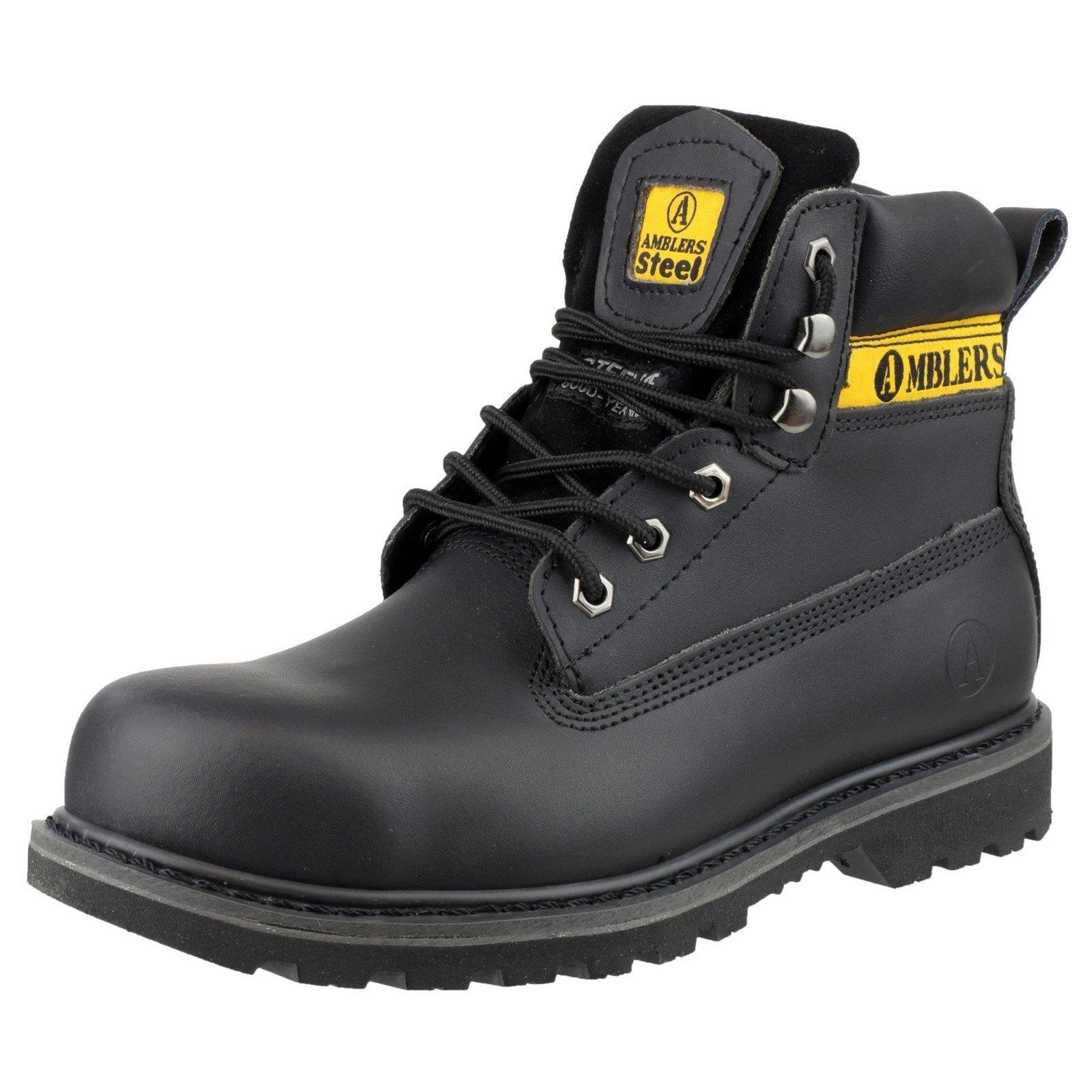 Amblers FS9 Stahlkappen-Schuhe Herren Stahlkappen-Schuhe FS9 / Sicherheitsschuhe (FS235) f3de17
