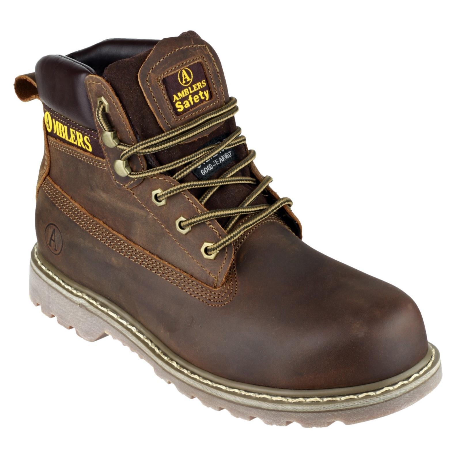 Amblers Fs164 - Chaussures Montantes De Sécurité - Adulte Unisexe (fs2548) Apparence EsthéTique