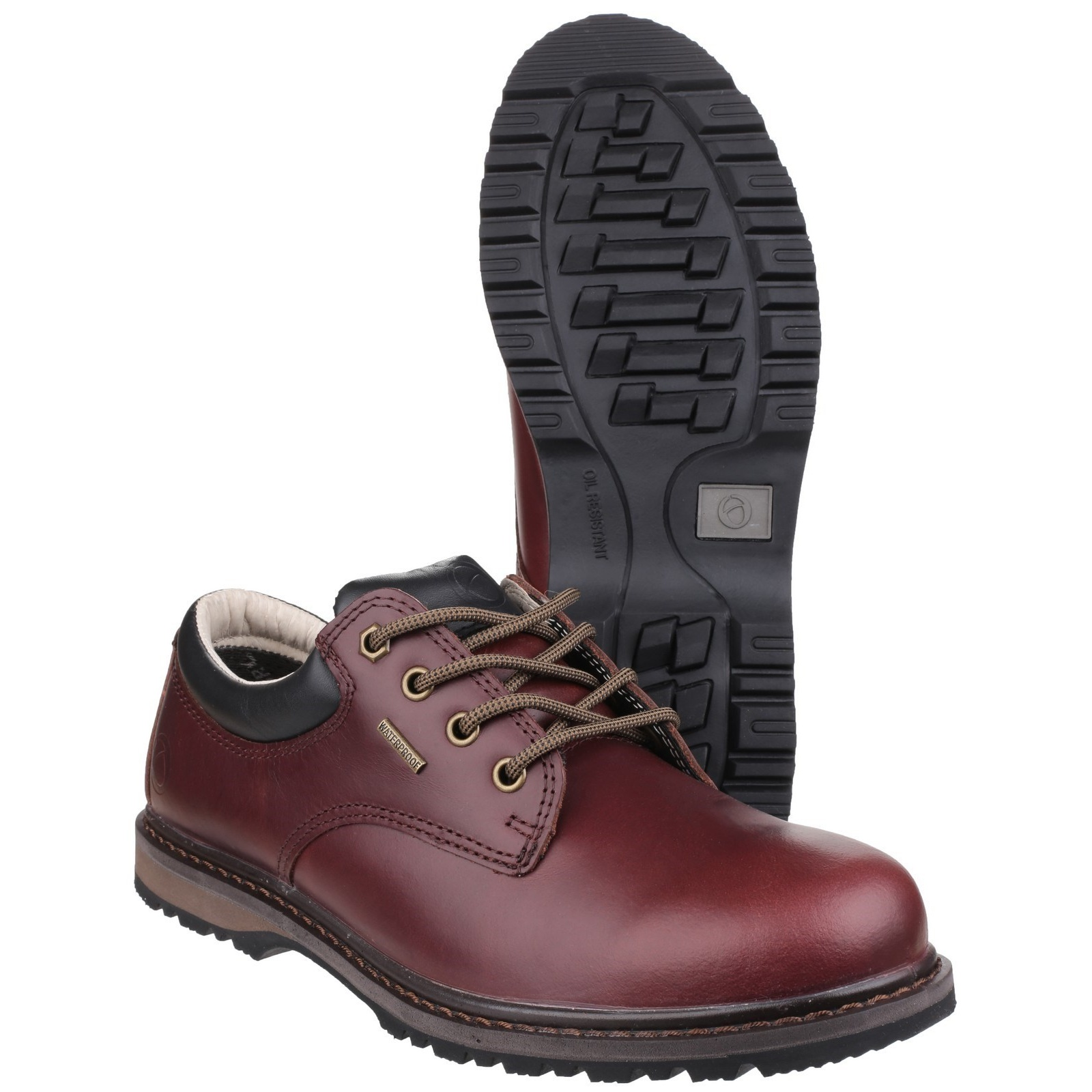 Cotswold Mens Stonesfield Lace Up