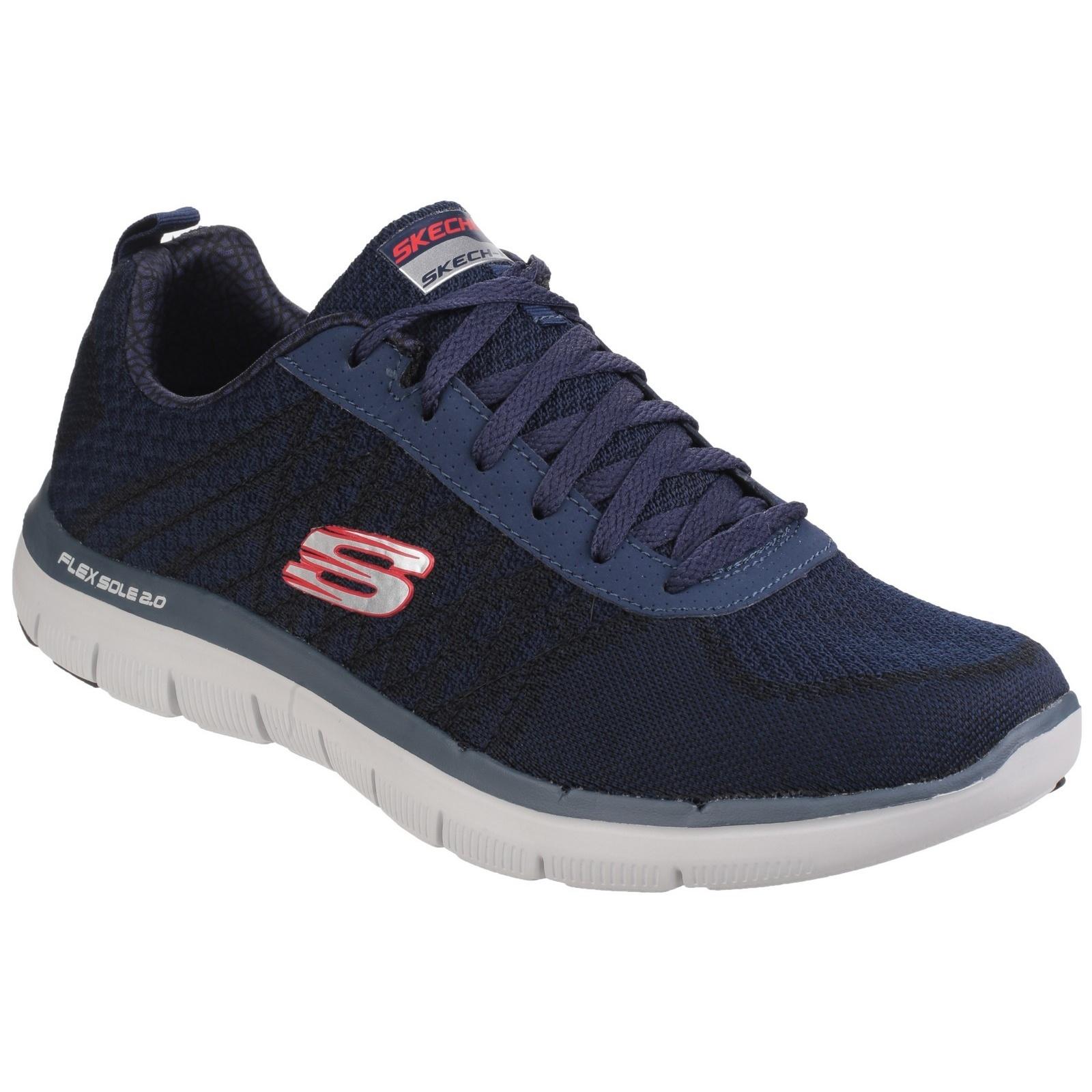 Skechers-Flex-Advantage-2-0-Golden-Point-Scarpe-da-ginnastica-FS3843