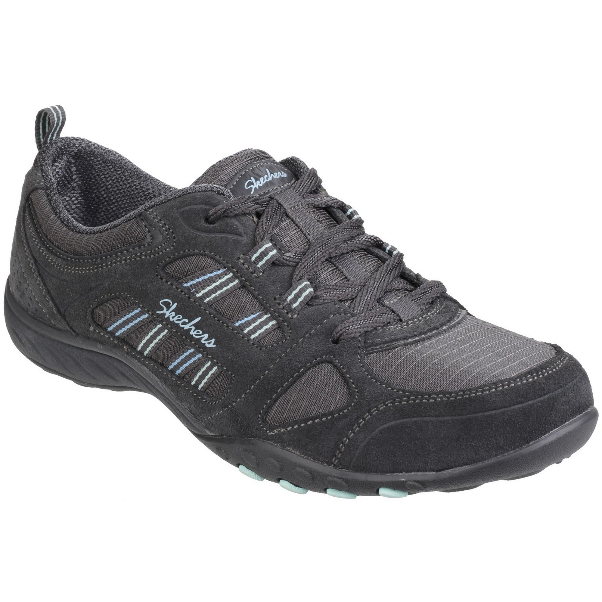 quality design a9511 4565e ... Skechers - Zapatillas deportivas modelo Breathe Easy Good Luck para  (FS4009) ...