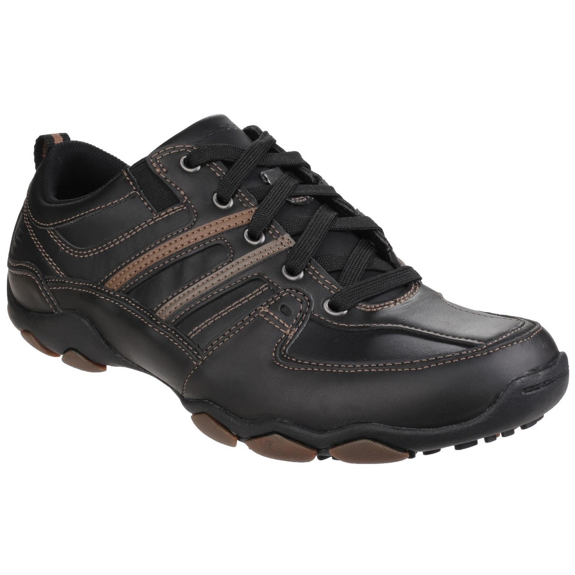 Skechers Herren Schuhe Diameter Selent Relaxed Fit Schuhe Herren (FS4014) 4c58f0
