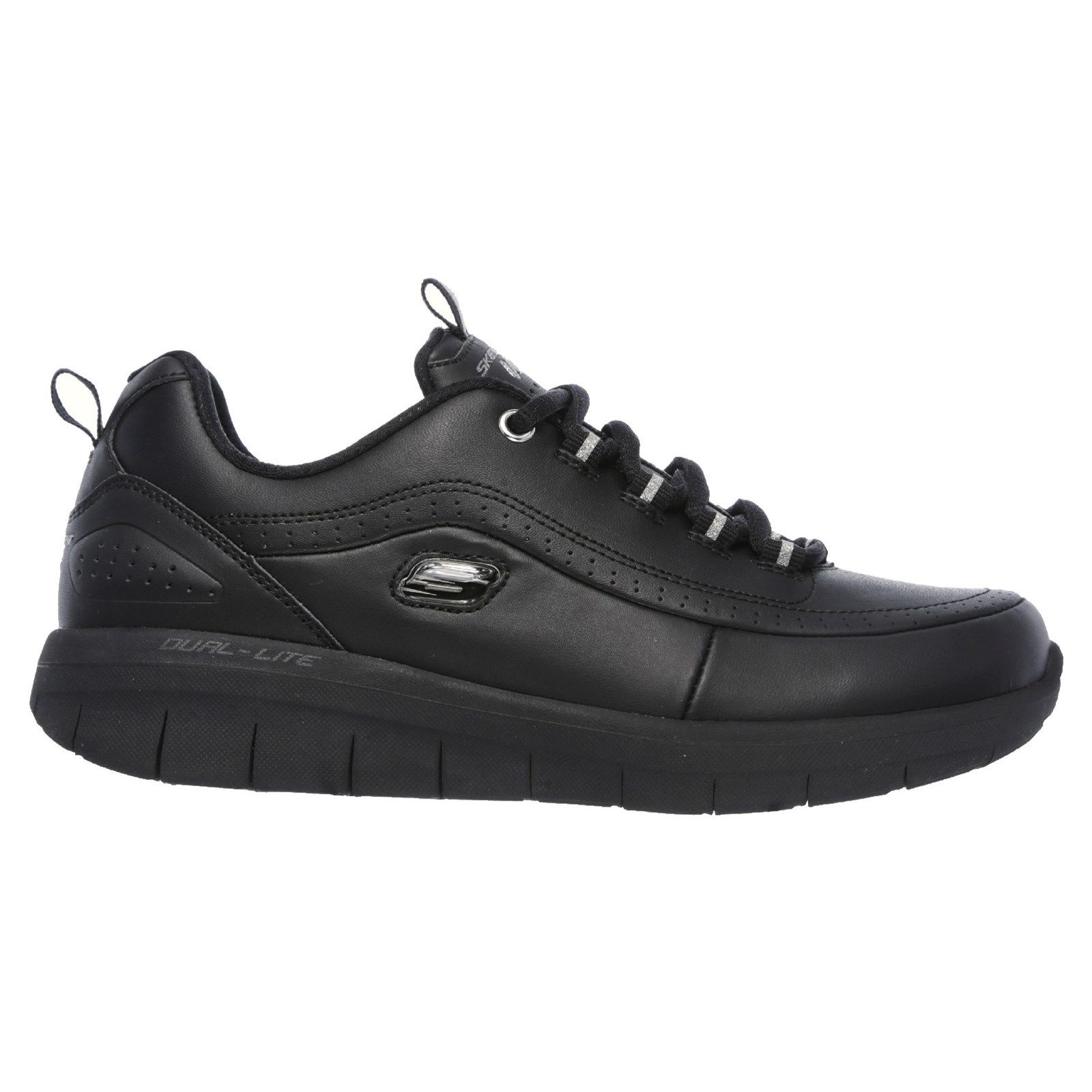 Skechers-Zapatillas-deportivas-Synergy-2-0-para-mujer-senora-FS4430 miniatura 6
