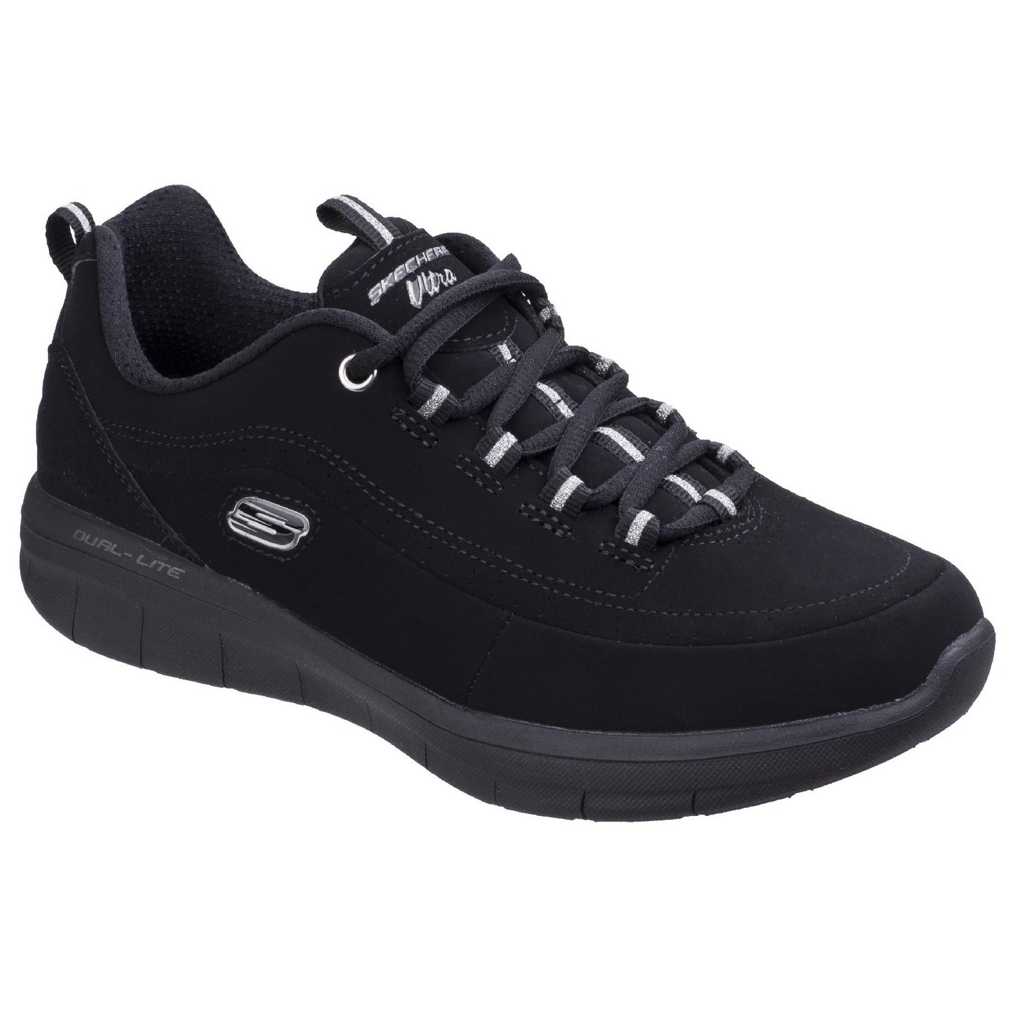 Skechers - Zapatillas deportivas modelo Synergy 2.0 para mujer (FS4431)