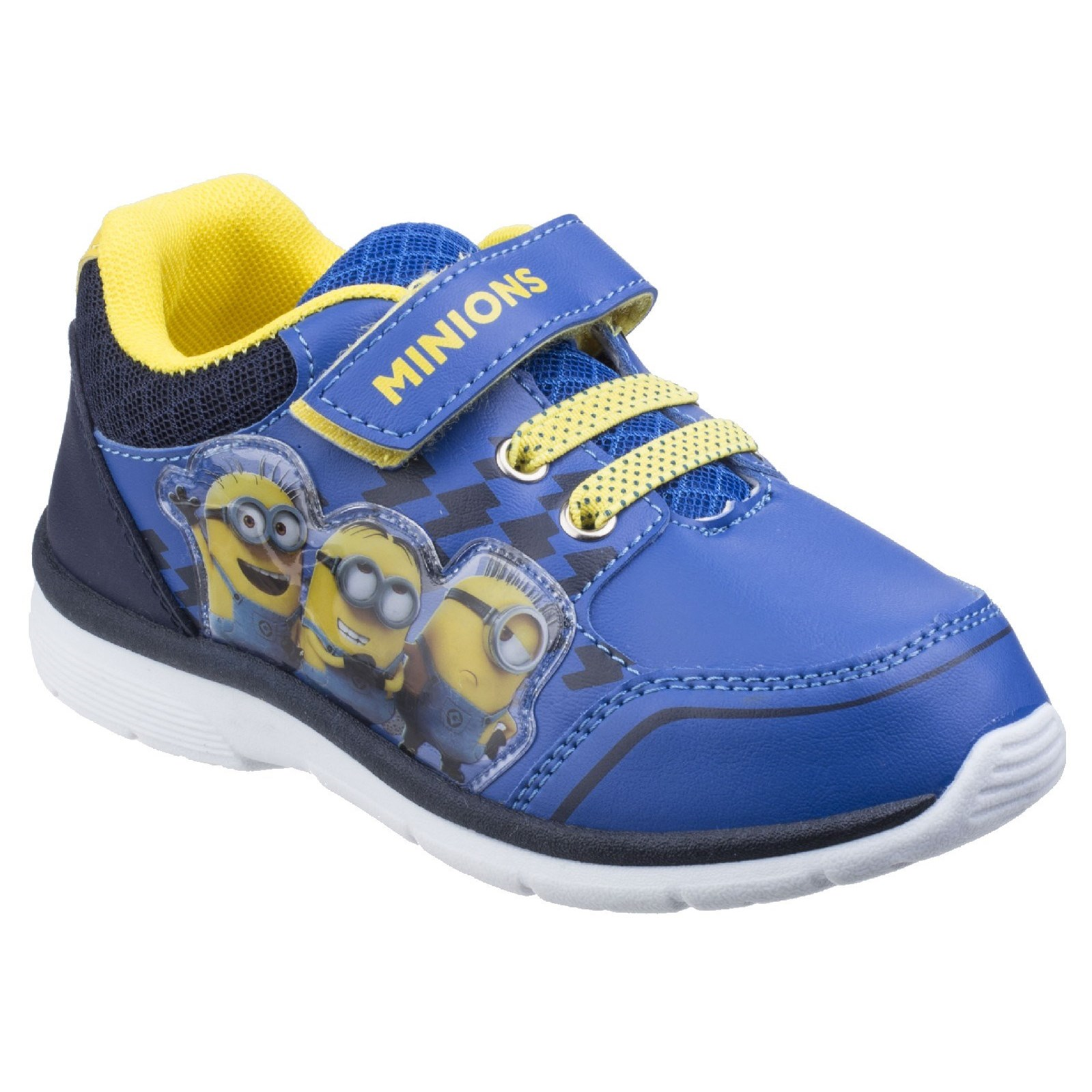 Leomil-Childrens-Boys-Official-Minions-Shoes-Trainers-FS4613