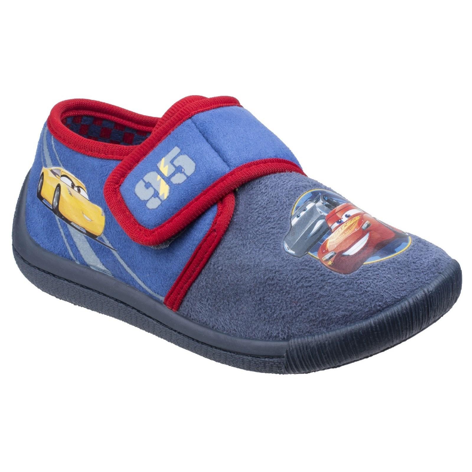 Zapatillas de coches para niños chicos
