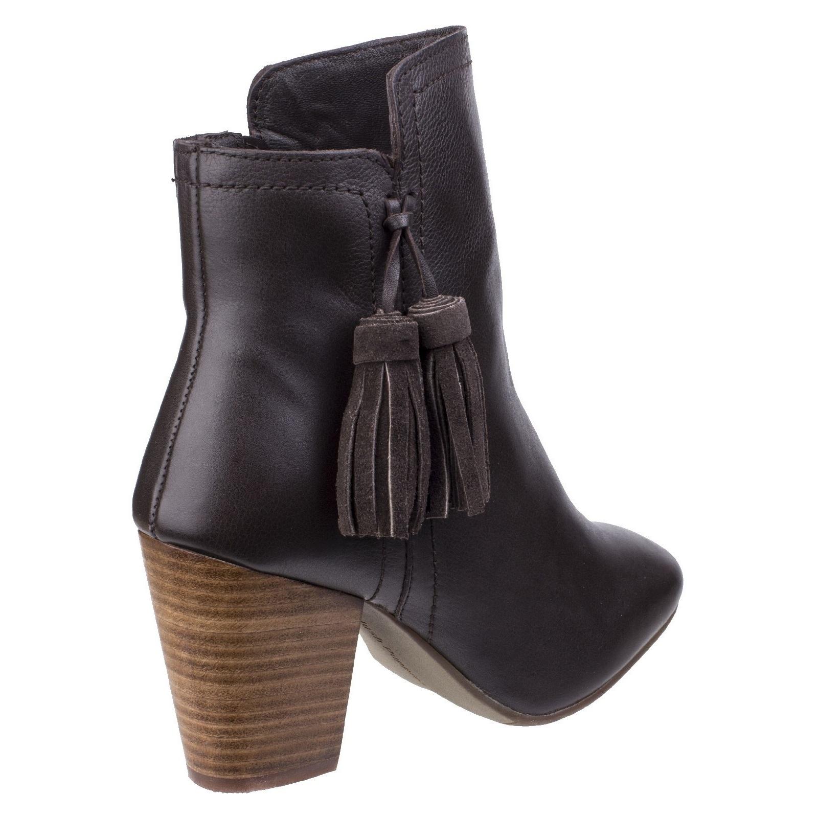 Hush Puppies - botas a los tobillos tobillos tobillos modelo Daisee Billie para mujer (FS4878) fc796d