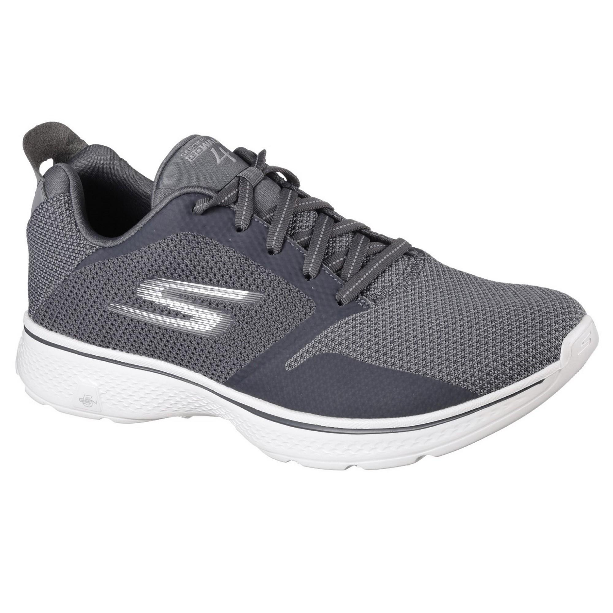 Skechers Go Walk 4-Solar, Zapatillas Para Hombre, Azul (Blue), 46 EU