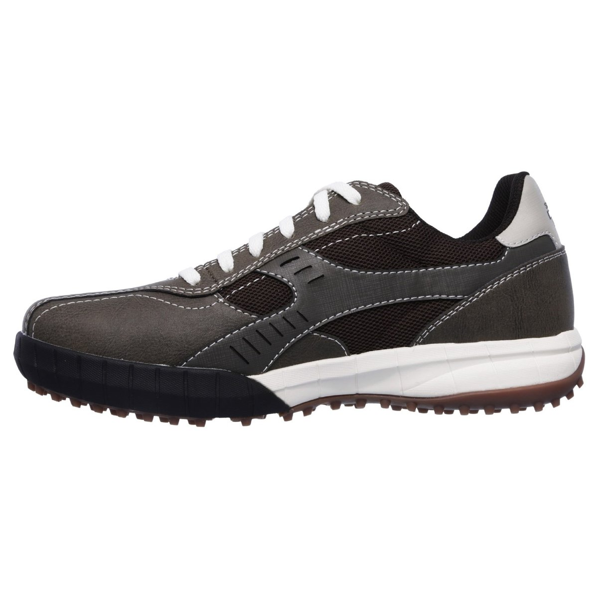 Skechers-Zapatillas-de-cuero-con-cordones-modelo-Floater-2-0-para-FS5178 miniatura 11