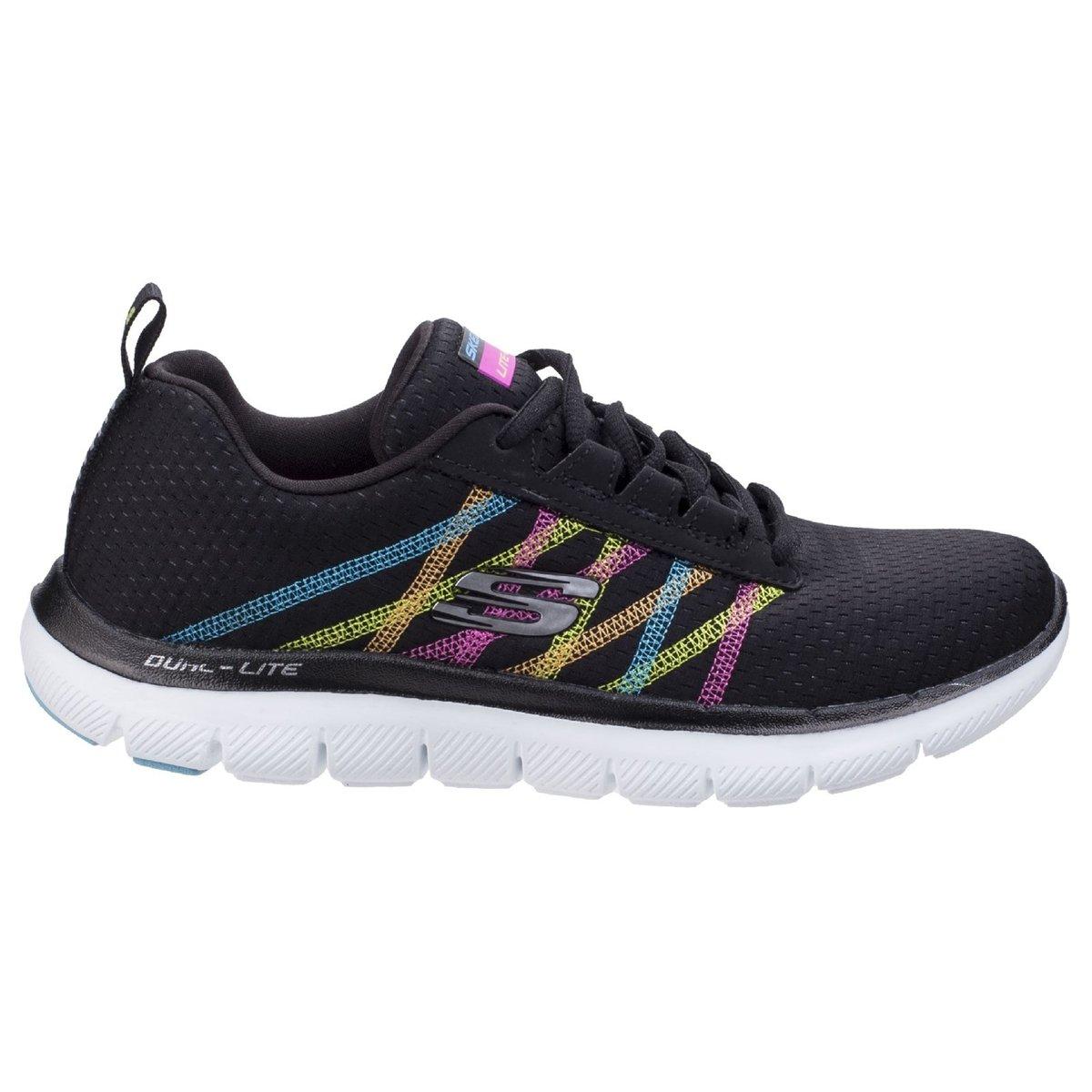 Skechers-Zapatillas-modelo-Flex-Appeal-2-0-Act-Cool-para-mujer-FS5197 miniatura 11