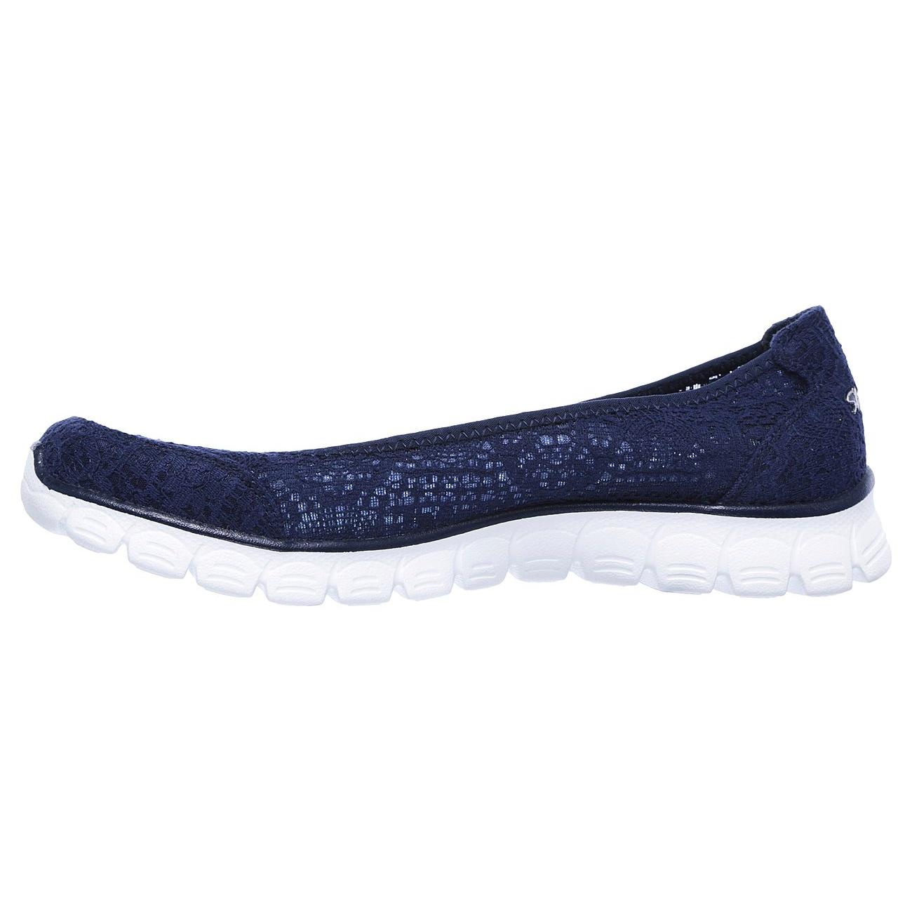 Skechers-Bailarinas-deportivas-de-verano-modelo-EZ-Flex-3-0-Beautify-FS5199 miniatura 6
