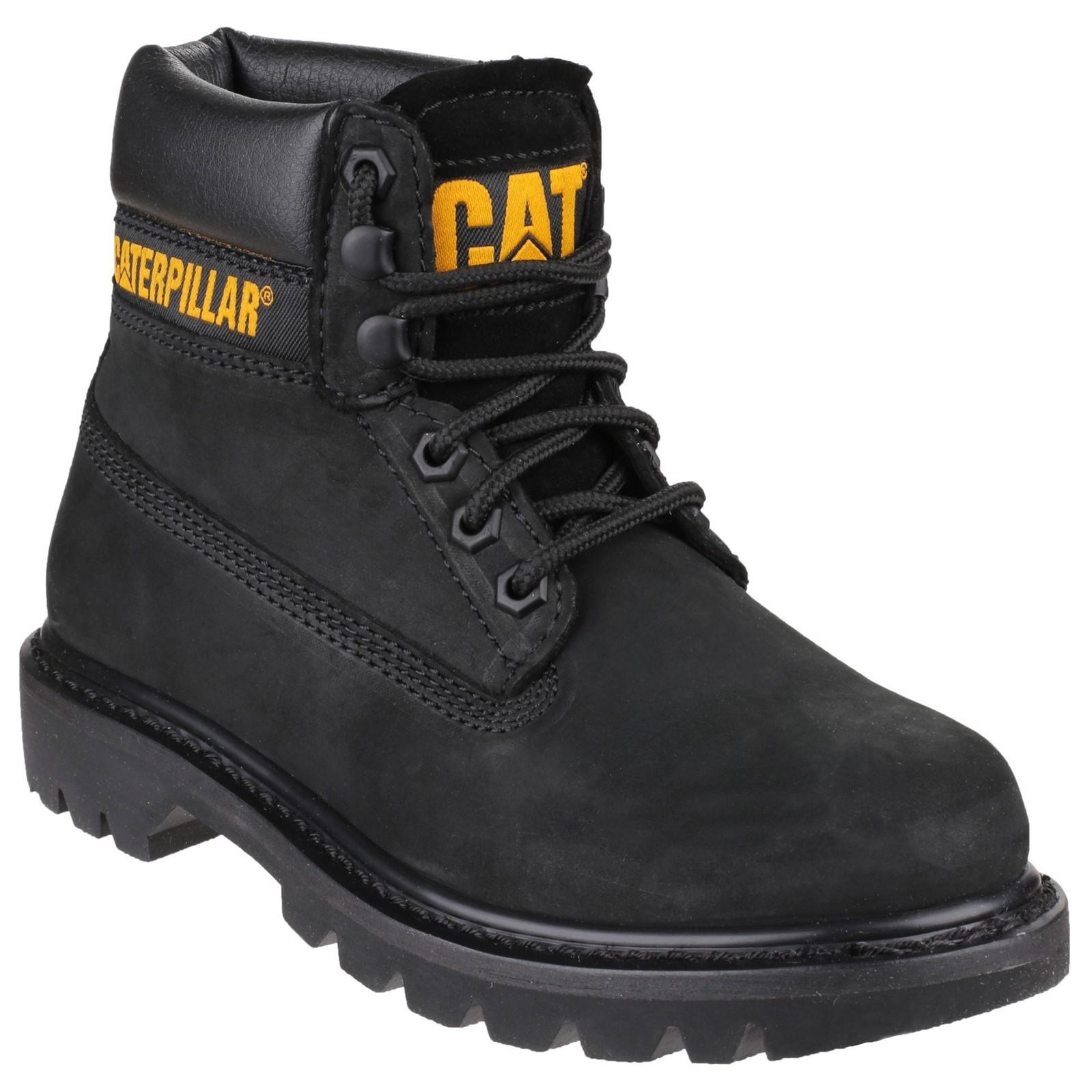 CAT Lifestyle Womens/Ladies Colorado Lace Up Ankle Boots (6 UK) (Black)