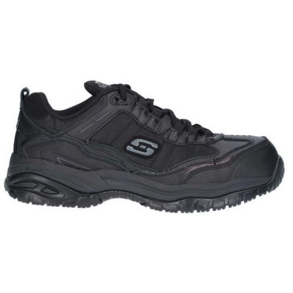 Skechers-Mens-Soft-Stride-Work-Trainer-FS6005 thumbnail 7