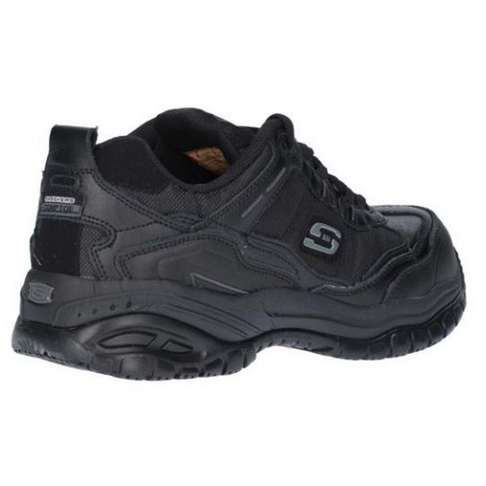 Skechers-Mens-Soft-Stride-Work-Trainer-FS6005 thumbnail 8