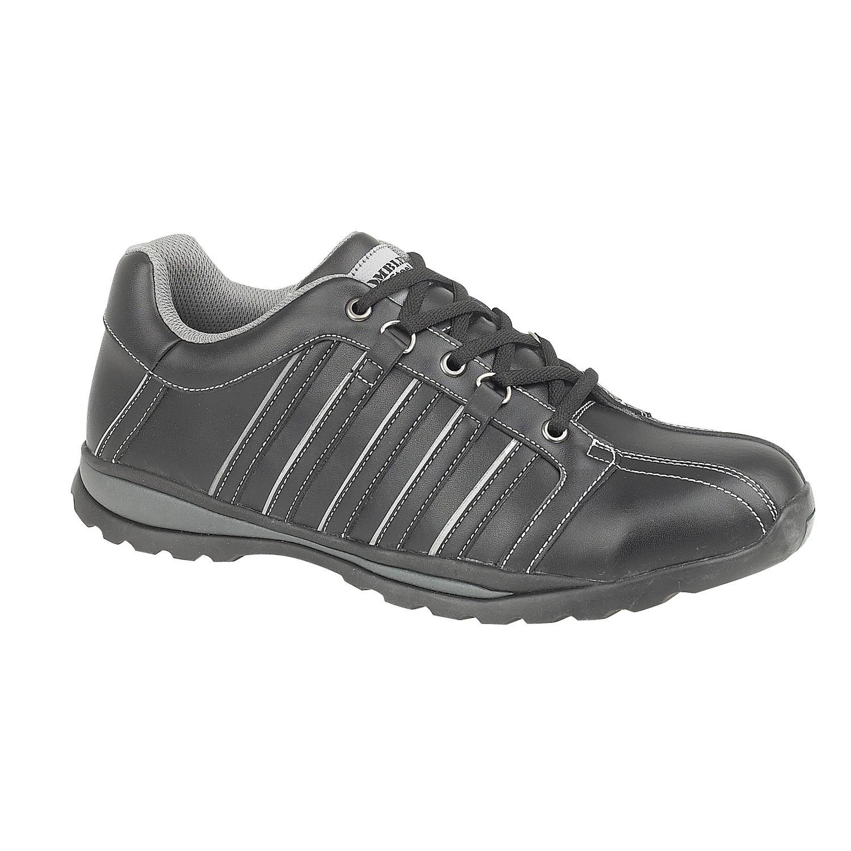 DF1723 Dek Mens Memory Foam Slip On Shoes