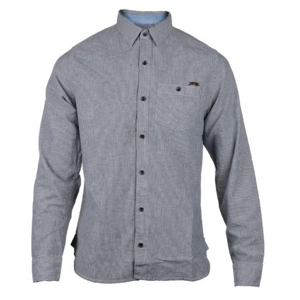 CAT Lifestyle Mens Radford Long Sleeve Shirt (L) (Stripe)