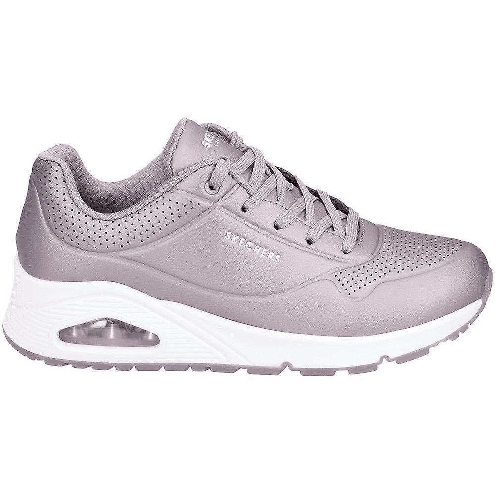 Détails sur Skechers Chaussure UNO Femme (FS6586)