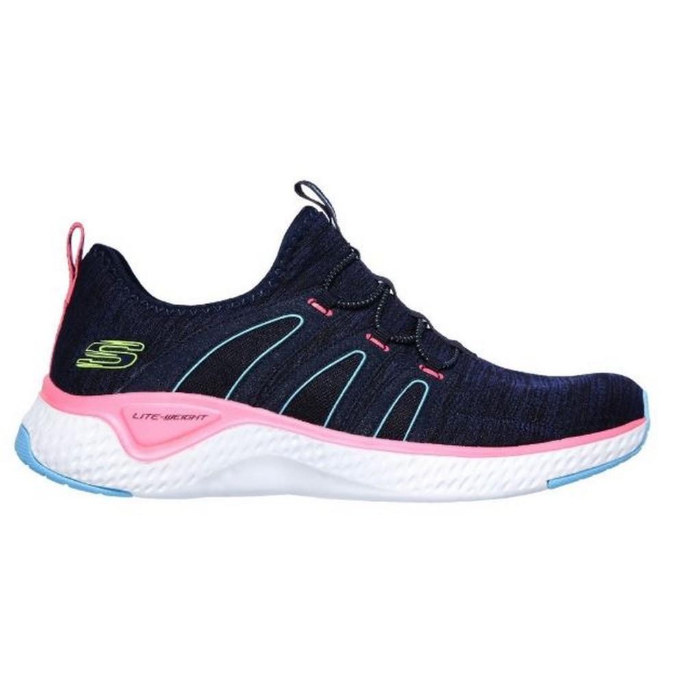Détails sur Skechers Chaussures SOLAR Femme (FS6756)